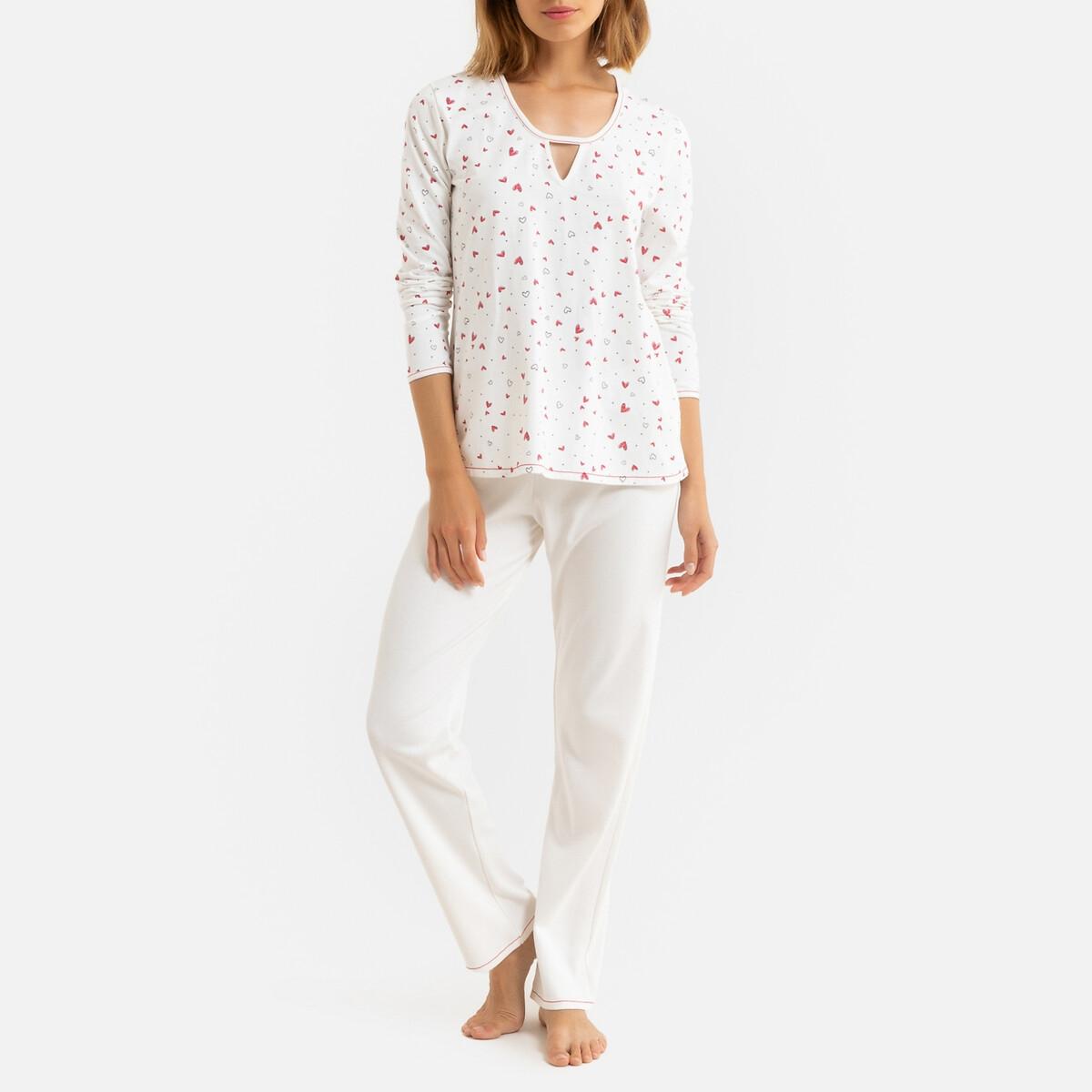 Pyjama coton Latte