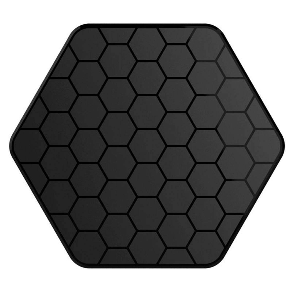 bon plan TV Box Android 6.0 UHD Octa Core 2.0 GHz Hexagone LED 4K Support Wifi 3D SD Noir