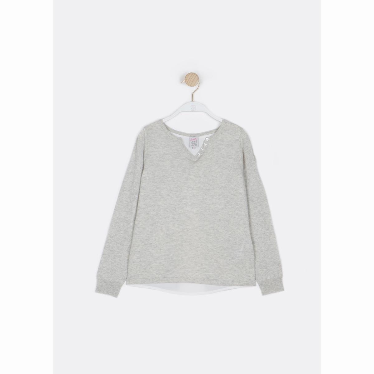 Пуловер на 6 - 16 лет