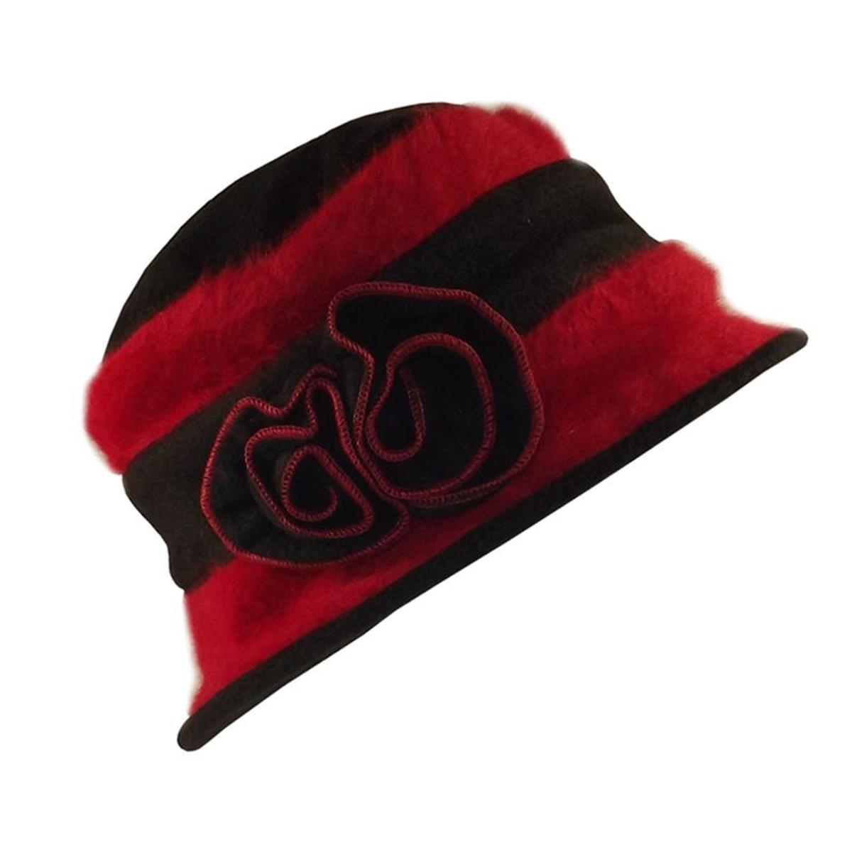 Chapeau cloche bi color   Anna