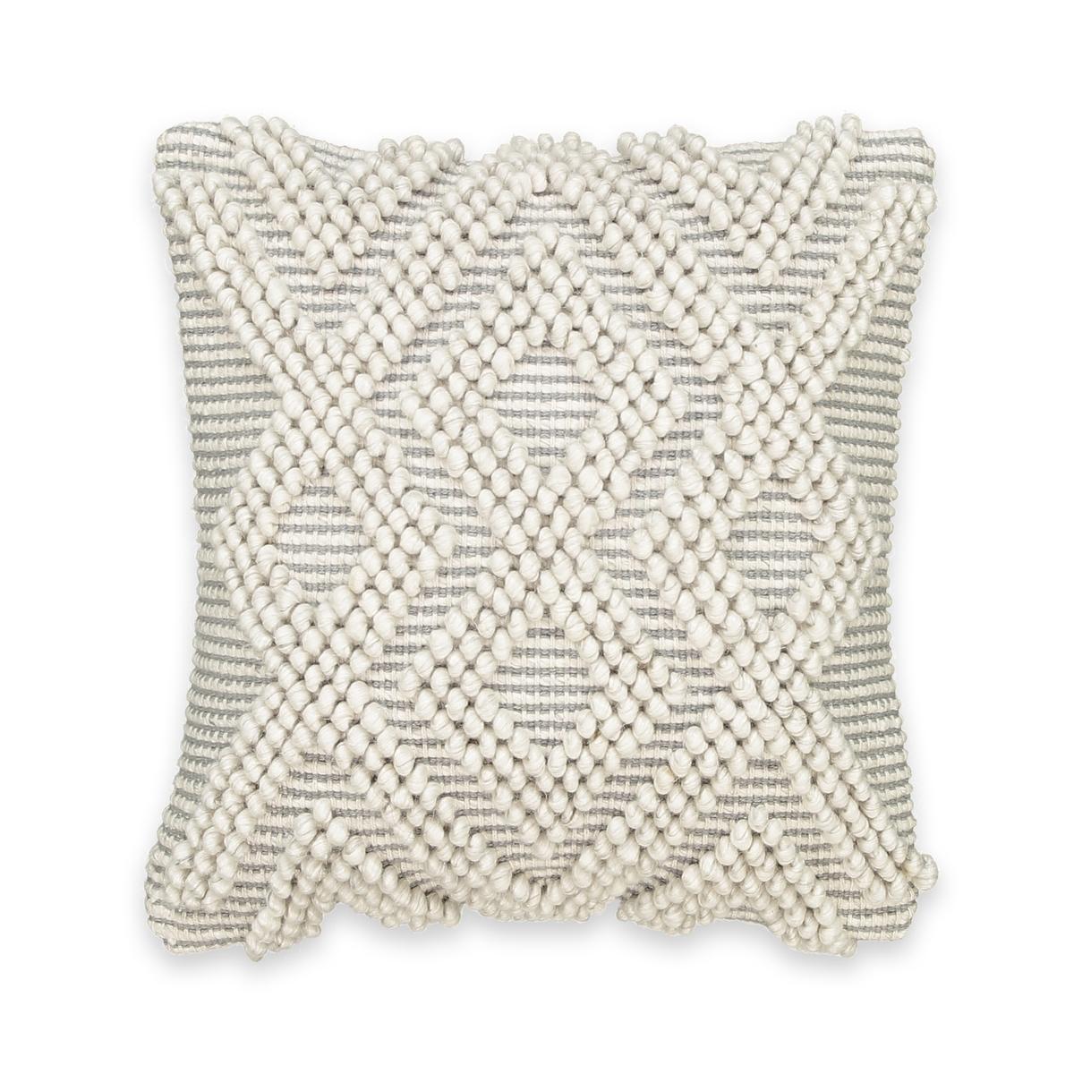 Чехол на подушку-валик Kalinaw<br><br>Цвет: серо-бежевый