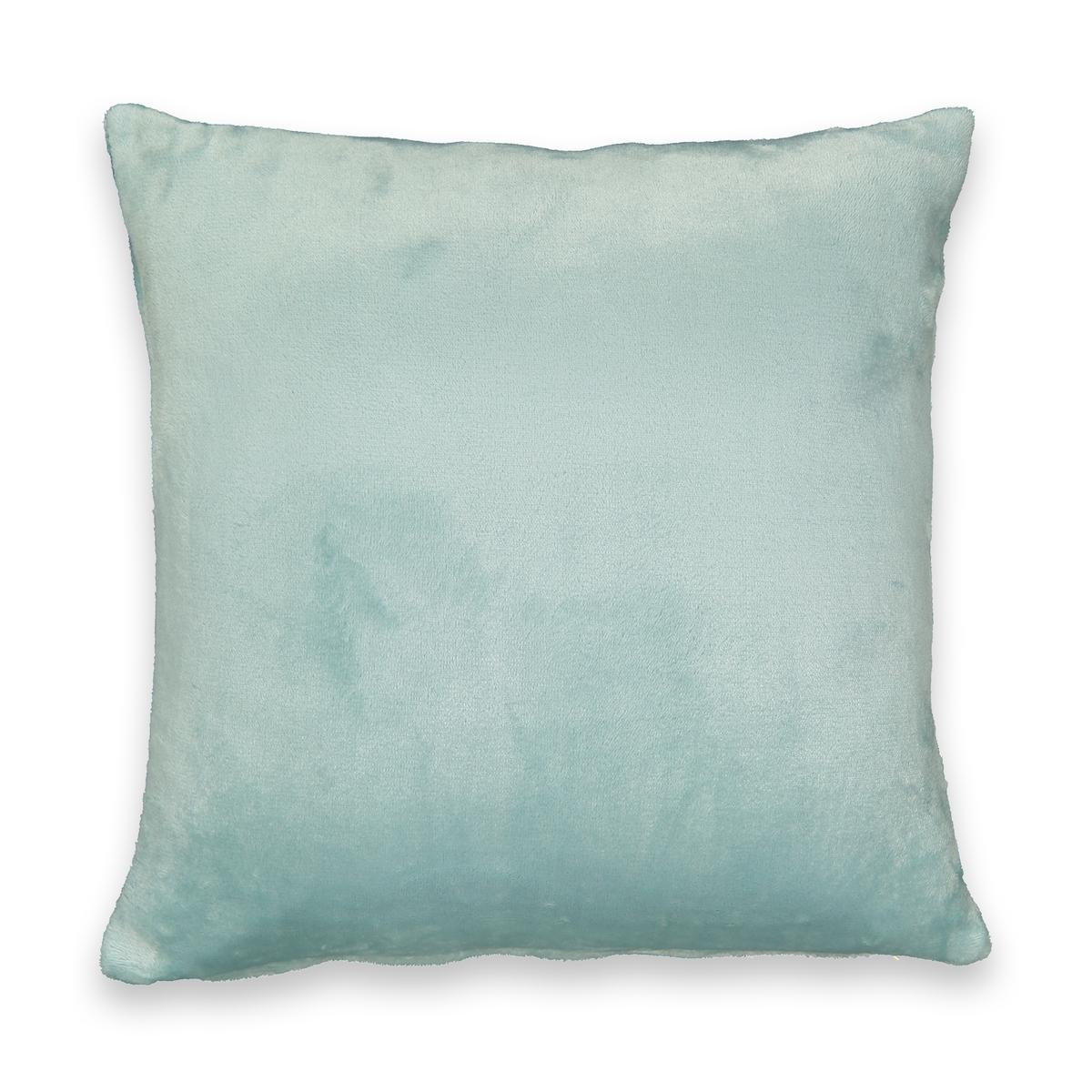 Чехол La Redoute Для подушки MILD 40 x 40 см синий чехол la redoute для подушки eppaloc 45 x 45 см оранжевый