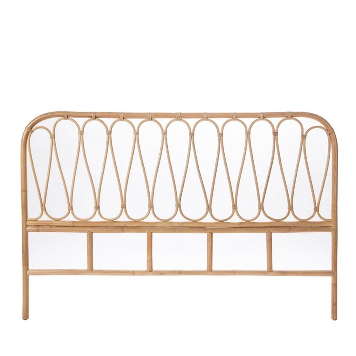 Atilan - Tête de lit en rotin