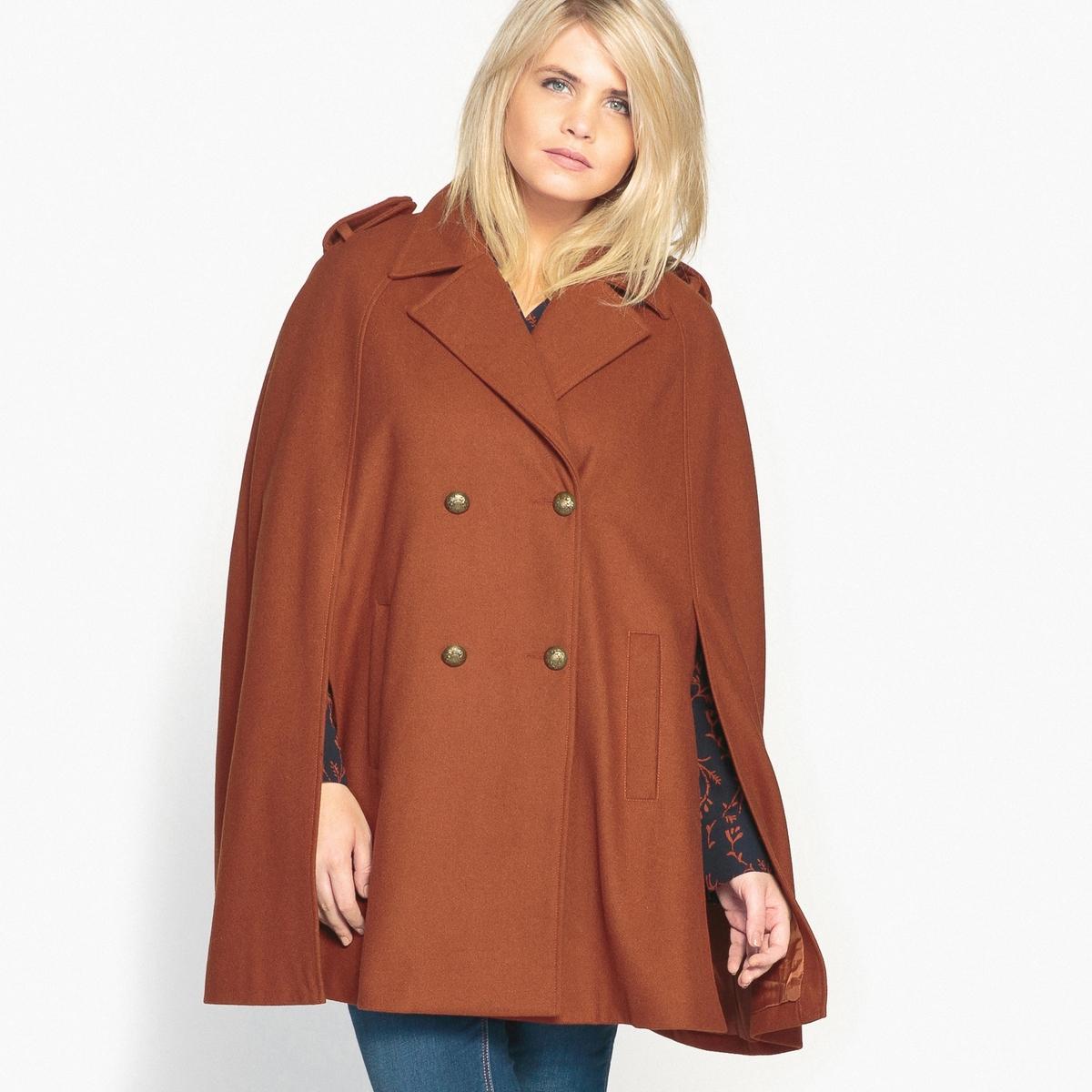 Пальто-плащ пальто