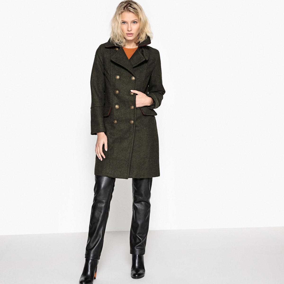 Пальто в стиле милитари пальто в стиле милитари