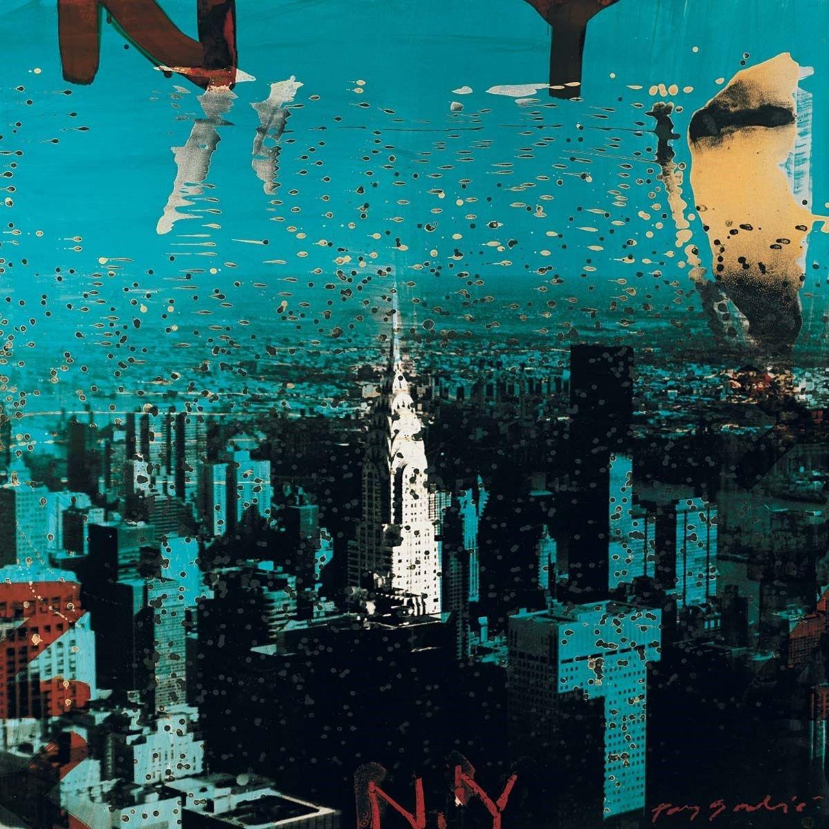 Affiche Affiche NY, Tony SOULIE