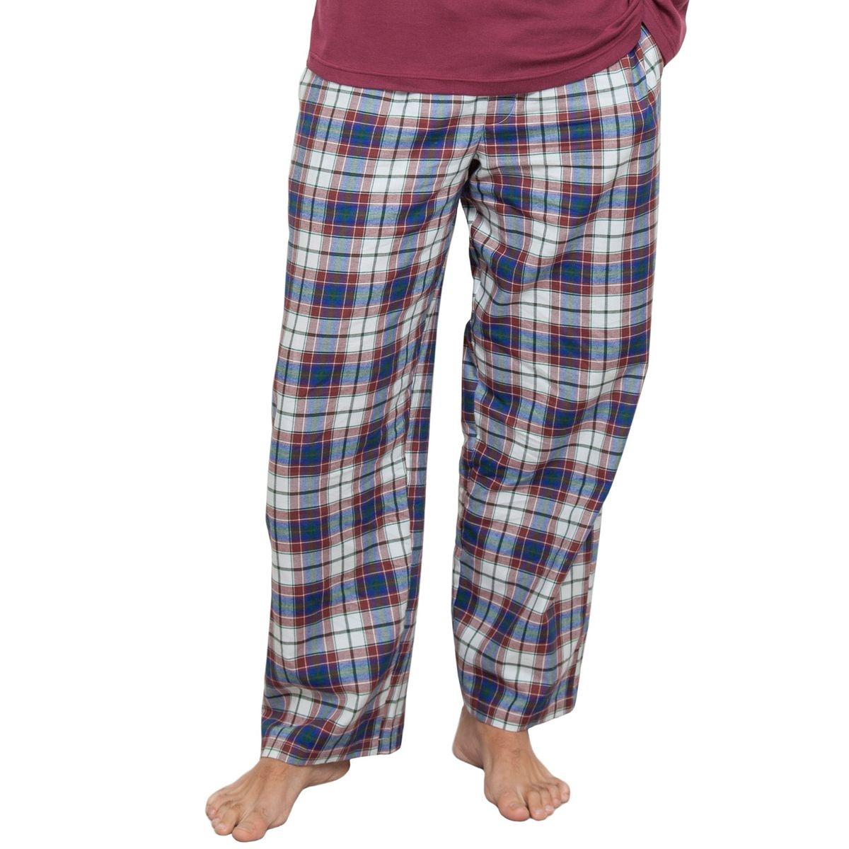 Bas de Pyjama à Carreaux AUSTIN