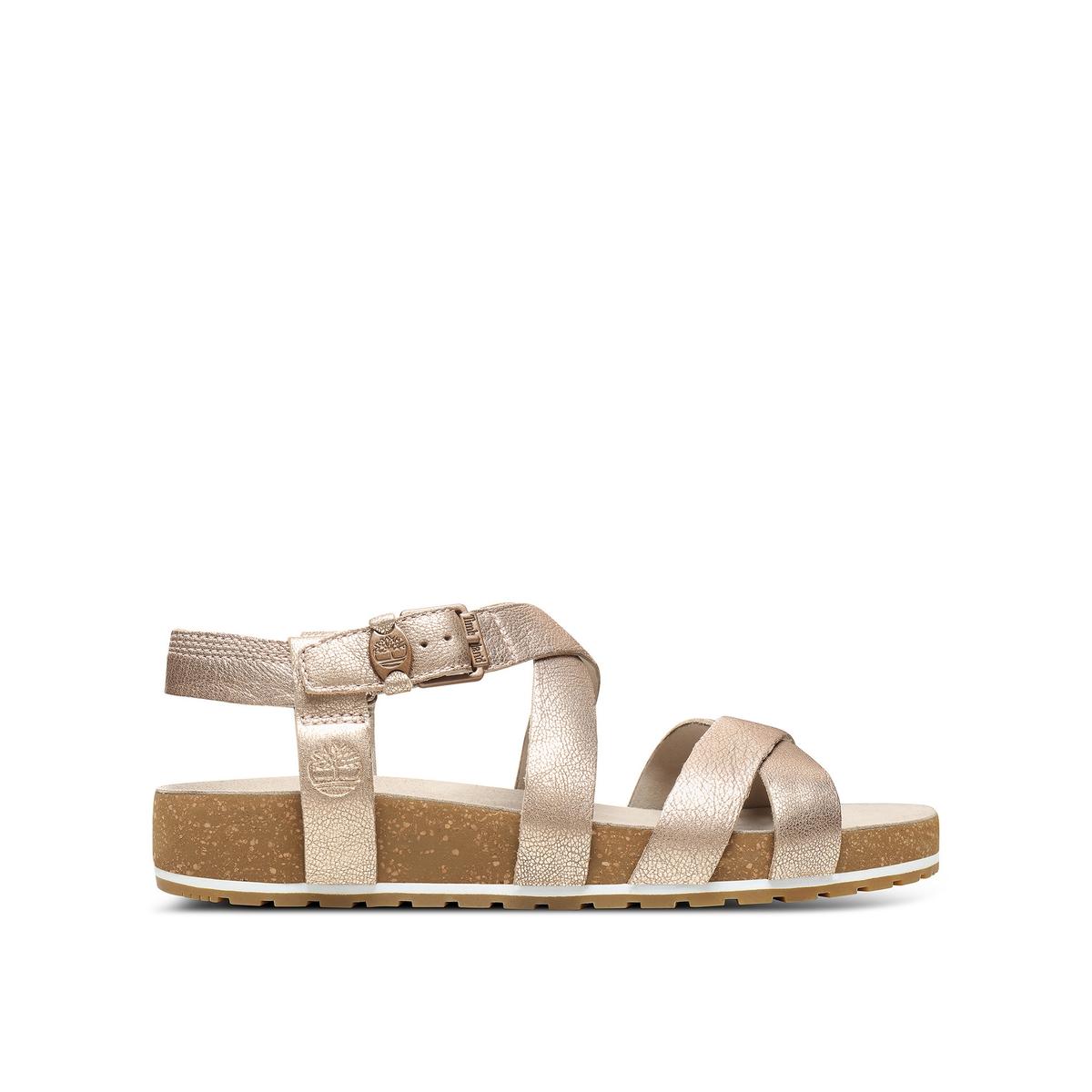 Sandalias de piel Malibu Waves