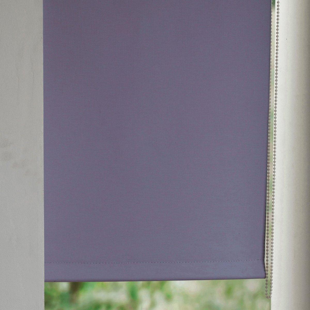 Штора рулонная, затемняющая, узкаяХарактеристики затемняющей рулонной шторы :Плотная ткань из 100% полиэстера. Тяжелая рейка внизу. Лицевая сторона из цветного хлопка, оборотная сторона с пропиткой ПВХ, обеспечивающей затемнение   Для всех типов окон. Революционная система крепления без сверления, для окон небольшой ширины (32-42 см), подходит для окон из ПВХ  .Длина регулируется механизмом с цепочкой. Можно отрезать по ширине.Высота: 170 см.                                              Набор креплений для деревянных и алюминиевых окон не входит в комплект.                                                  Производство осуществляется с учетом стандартов по защите окружающей среды и здоровья человека, что подтверждено сертификатом Oeko-tex®.<br><br>Цвет: белый,красный,розовый,серо-бежевый,серо-коричневый каштан,серо-синий,сине-зеленый,черный,ярко-фиолетовый<br>Размер: 170 x 32 см.170 x 37 см.170 x 37 см