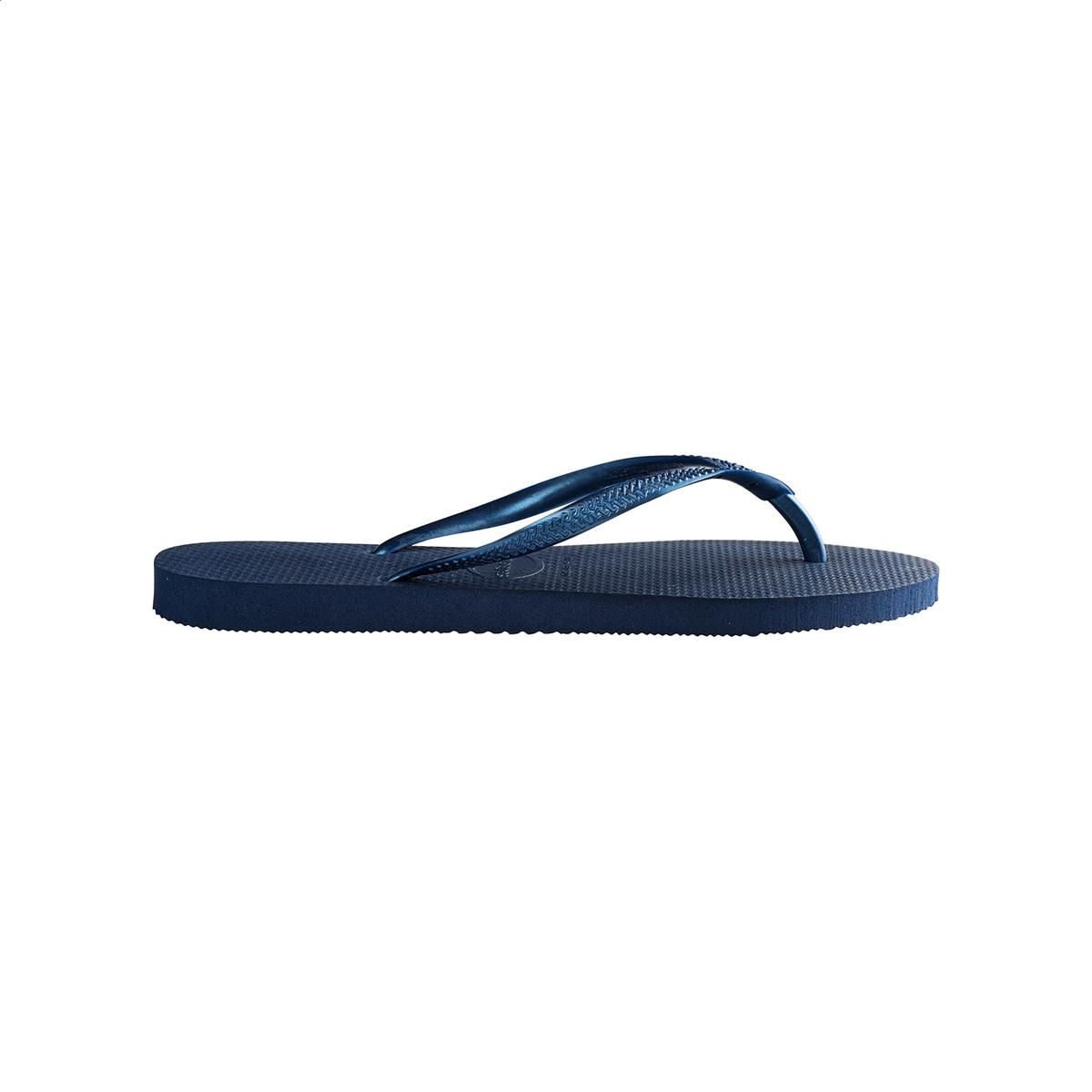 Вьетнамки SlimВерх : каучук     Стелька : каучук     Подошва : каучук     Высота каблука : плоский     Форма каблука : плоский каблук     Мысок : открытый мысок     Застежка : без застежки<br><br>Цвет: синий морской