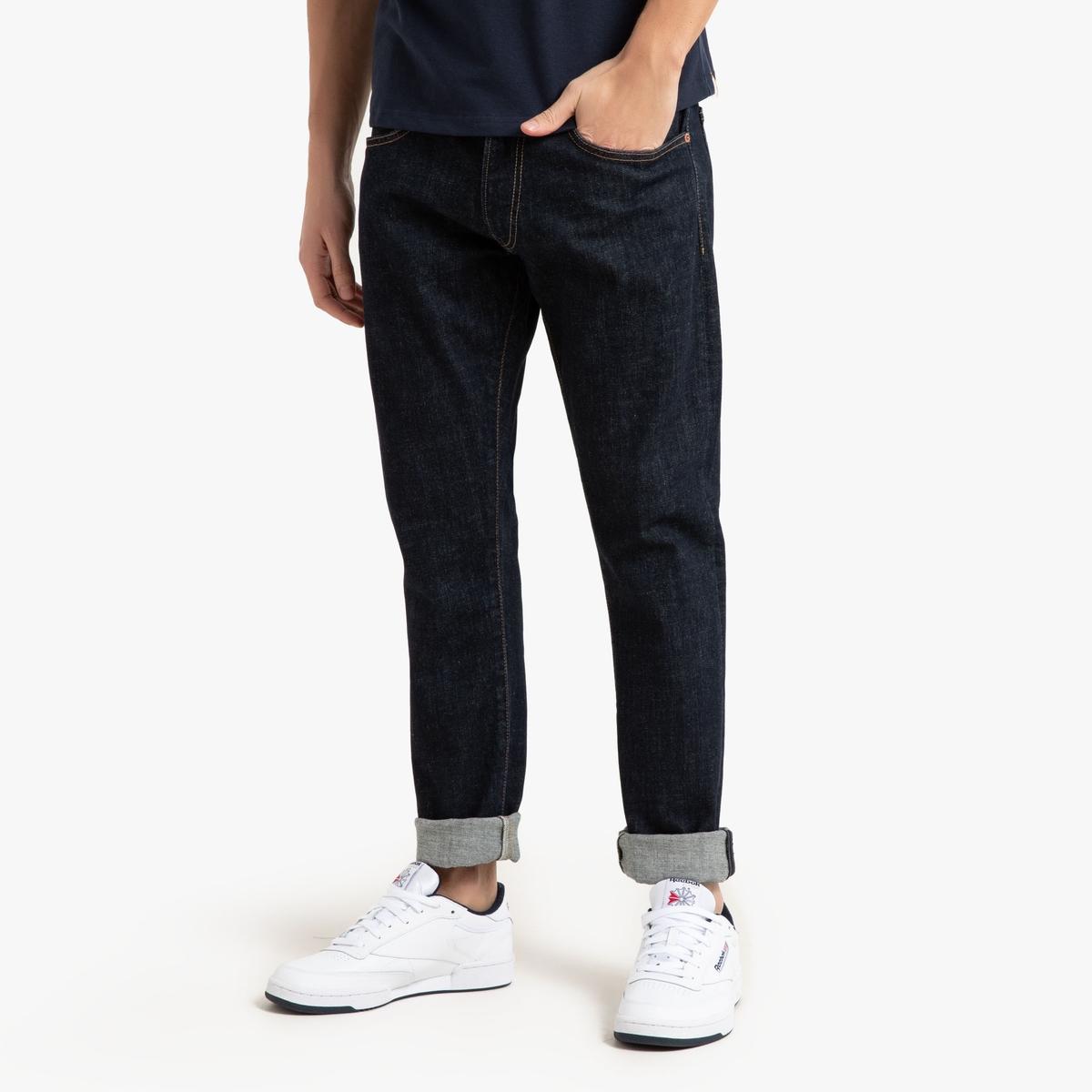 Джинсы La Redoute Узкого покроя стрейч Sullivan 31/34 синий джинсы la redoute стретч узкого покроя hatch 32 34 синий