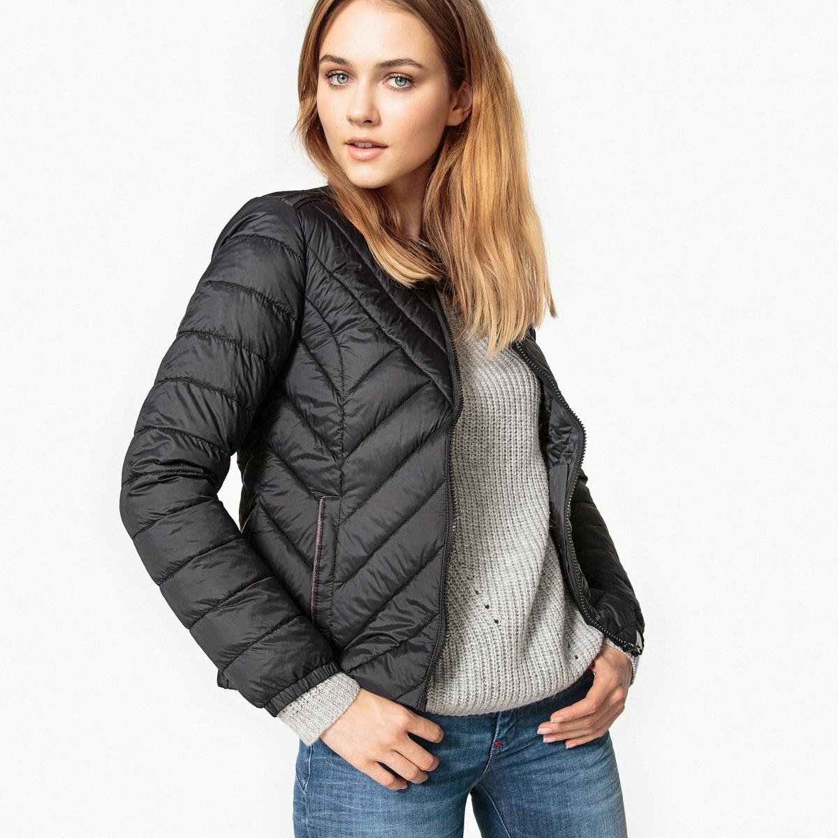 Куртка стеганая короткая женские блузки и рубашки blusa ah29
