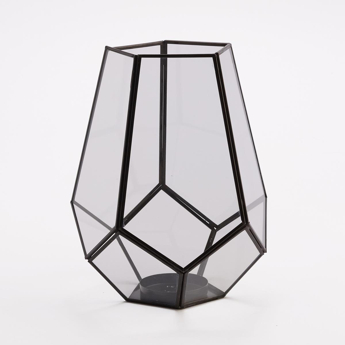 Колпак для свечи декоративный черный, Gaudenz<br><br>Цвет: черный металл