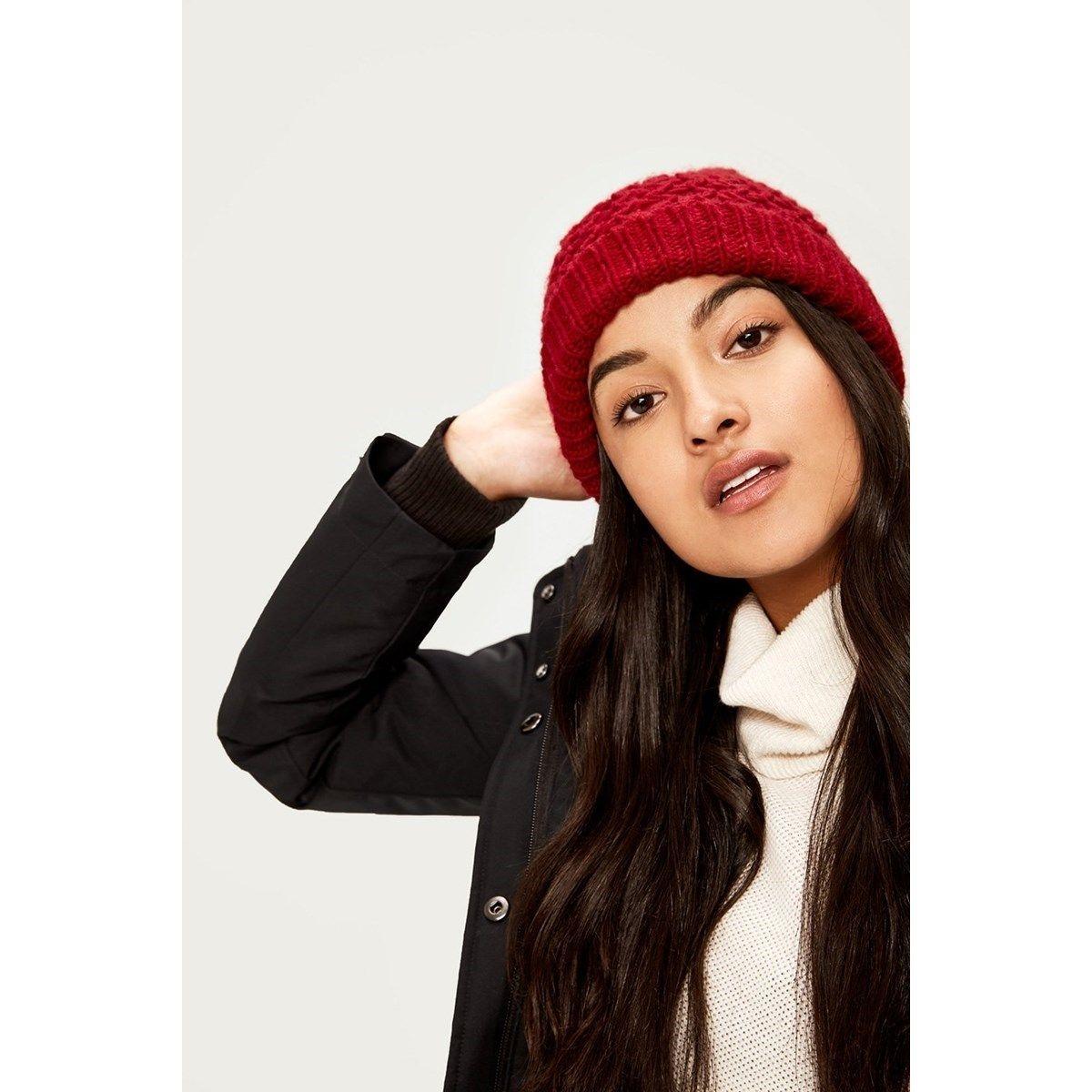 Bonnet tricot POP CORN