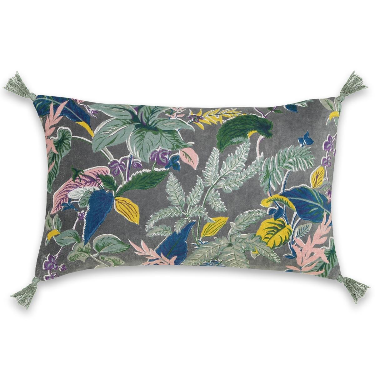 Чехол на подушку-валик, Hiemala<br><br>Цвет: набивной рисунок