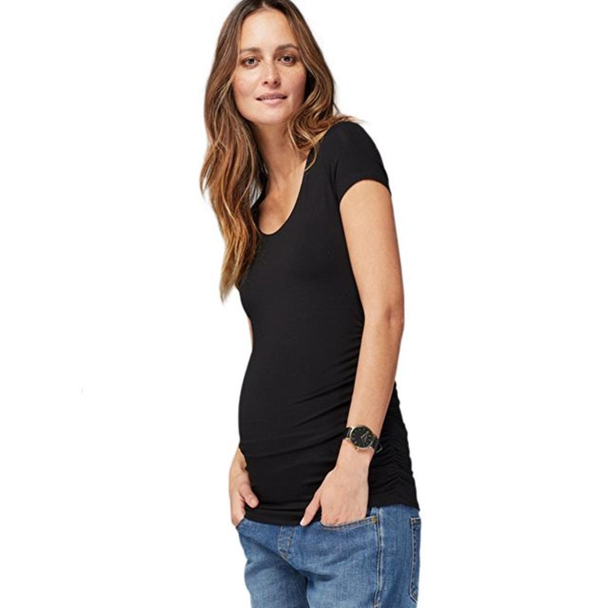 T-shirt de grossesse manches courtes