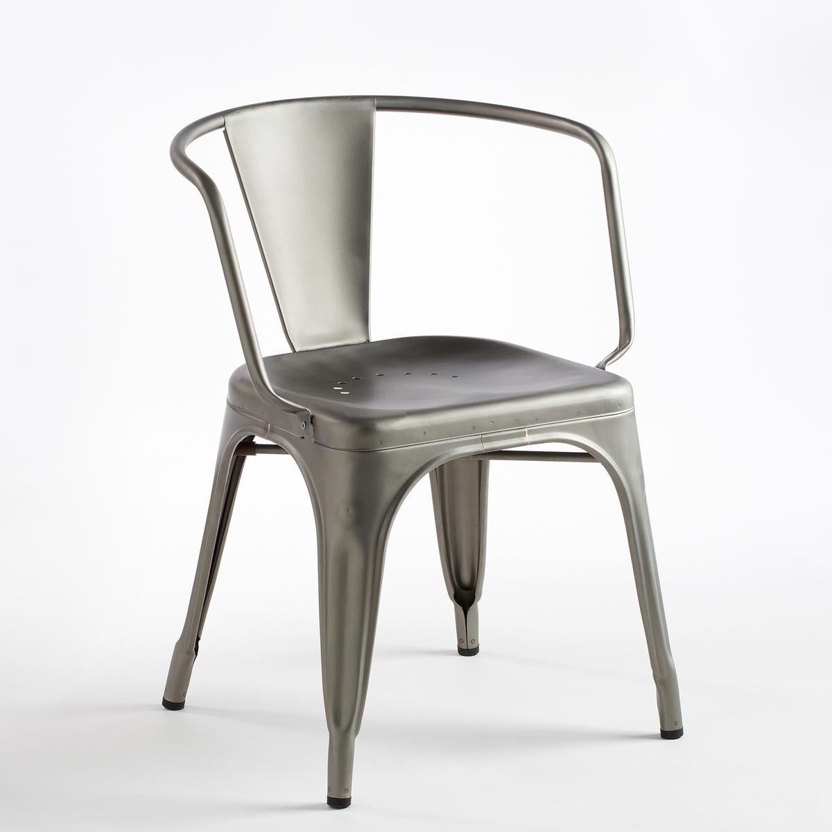 купить Кресло La Redoute AC Tolix единый размер серый дешево