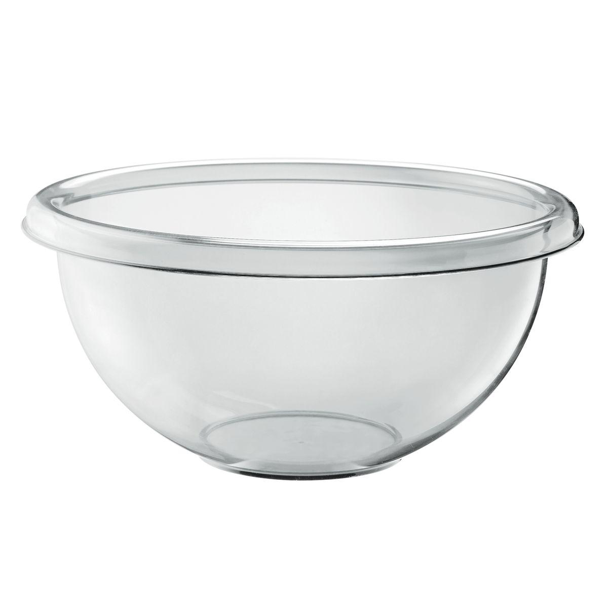 guzzini - saladier 29cm transparent - 08602500