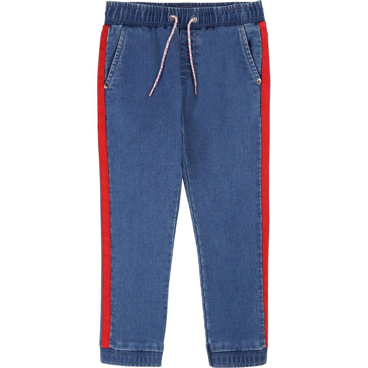 Pantalon de détente en denim