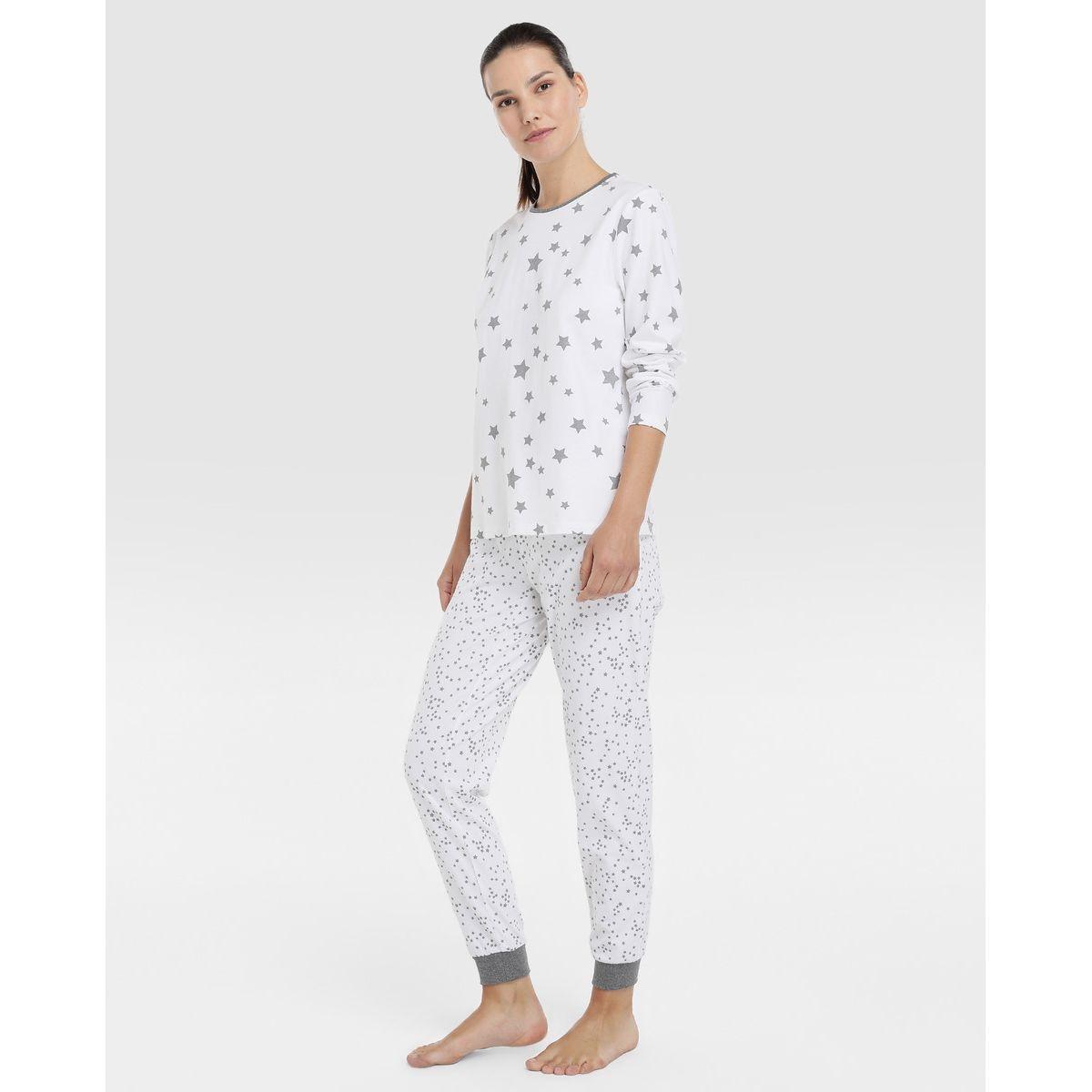 Pyjama imprimé à motif