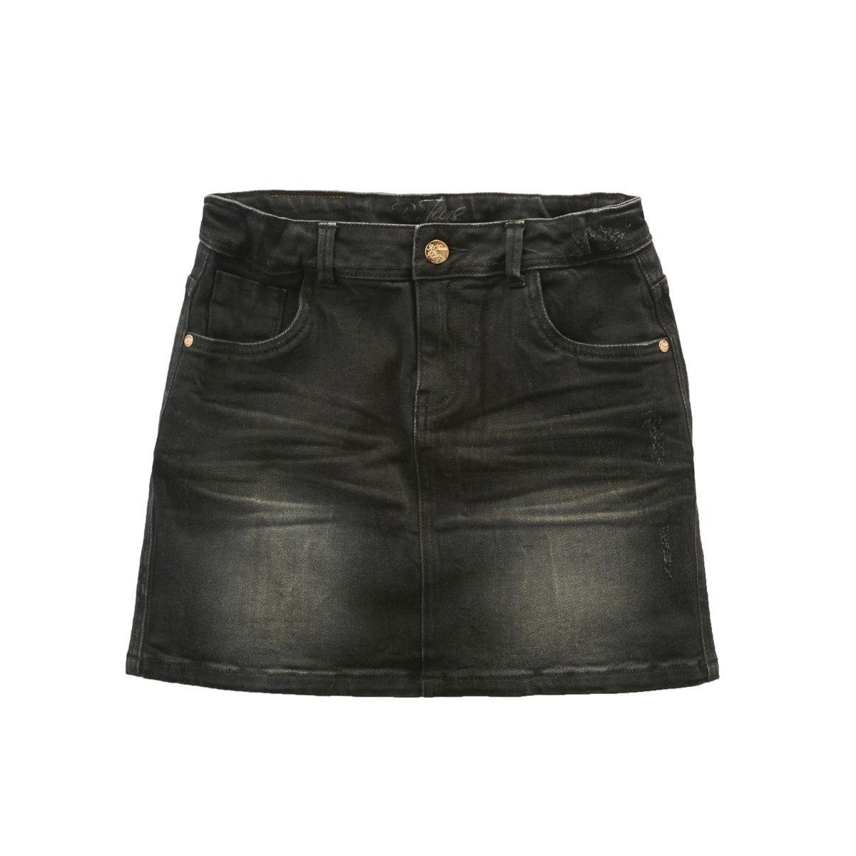 Юбка джинсова короткая, 10-16 лет