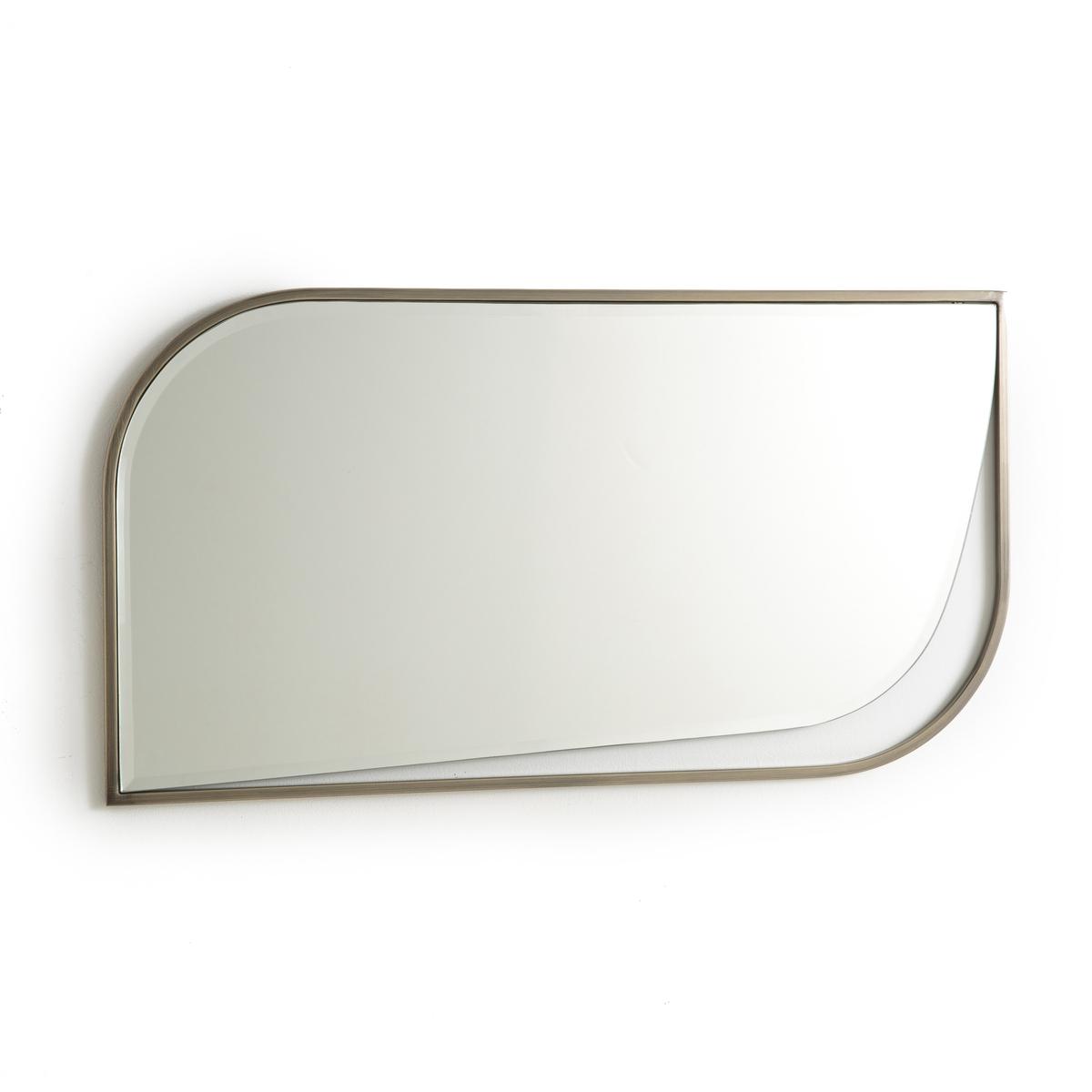Зеркало La Redoute Isandro единый размер желтый
