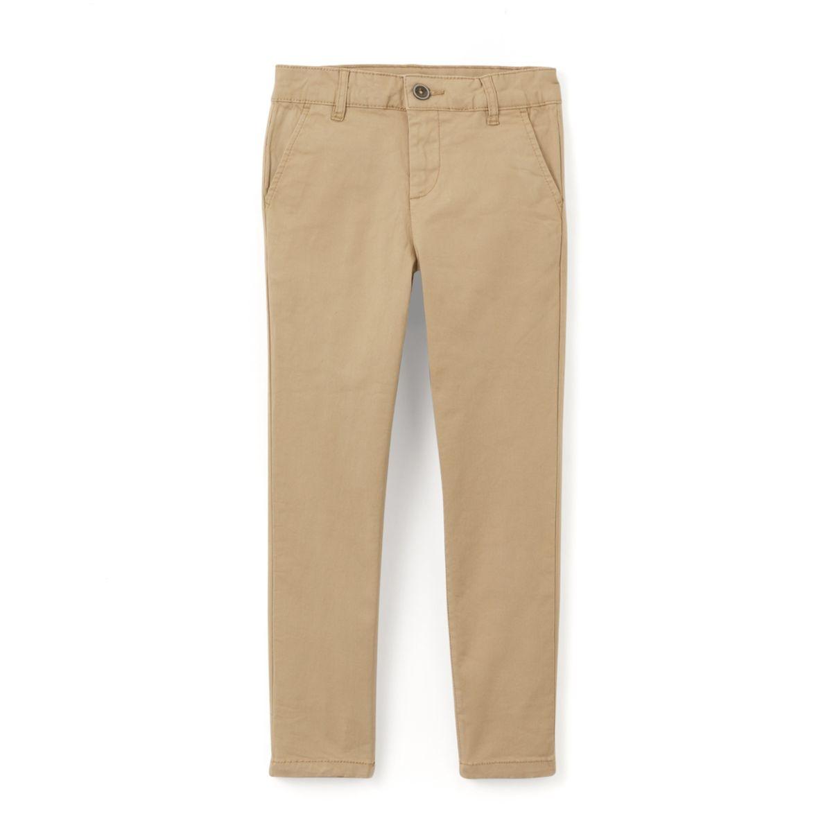 Pantalon chino 3-16 ans
