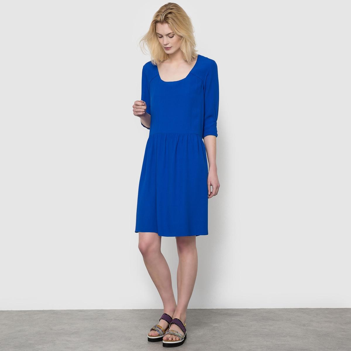 Платье с рукавами 3/4 платье с рукавами 3 4 roncier