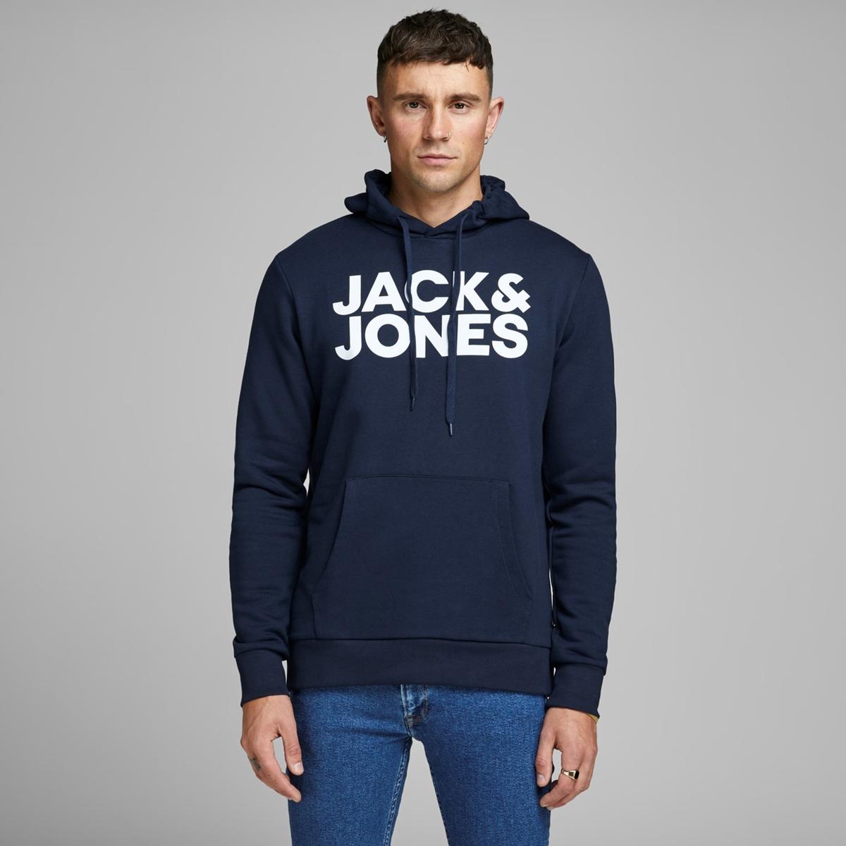 Sudadera con capucha Jjecorp Logotipo