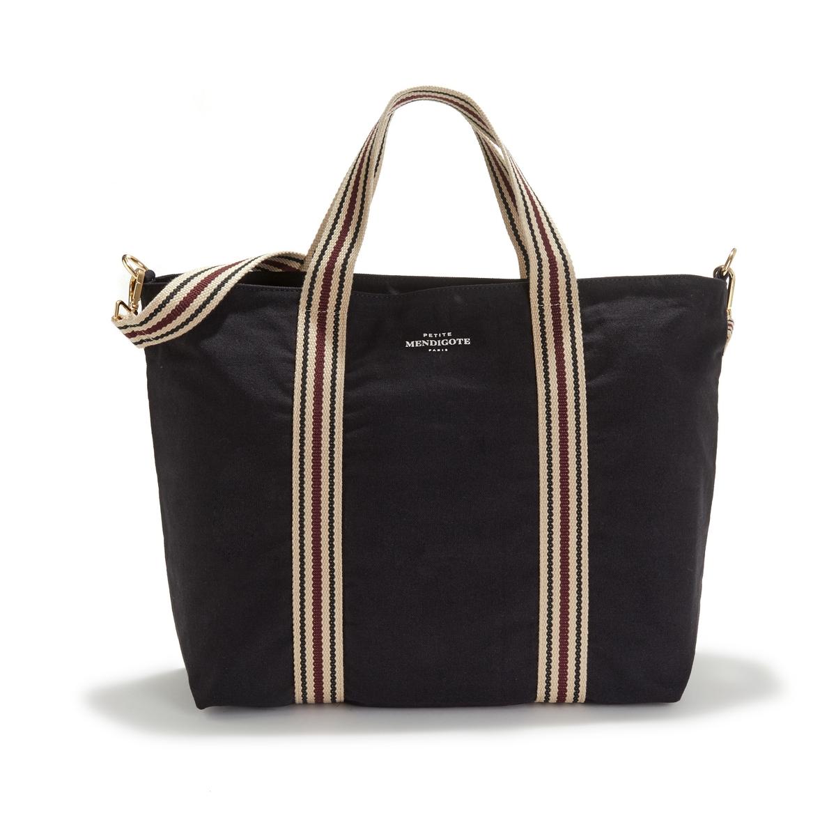 Сумка La Redoute CLEA PLAIN BLACK единый размер черный сумка la redoute clea plain cacao единый размер желтый