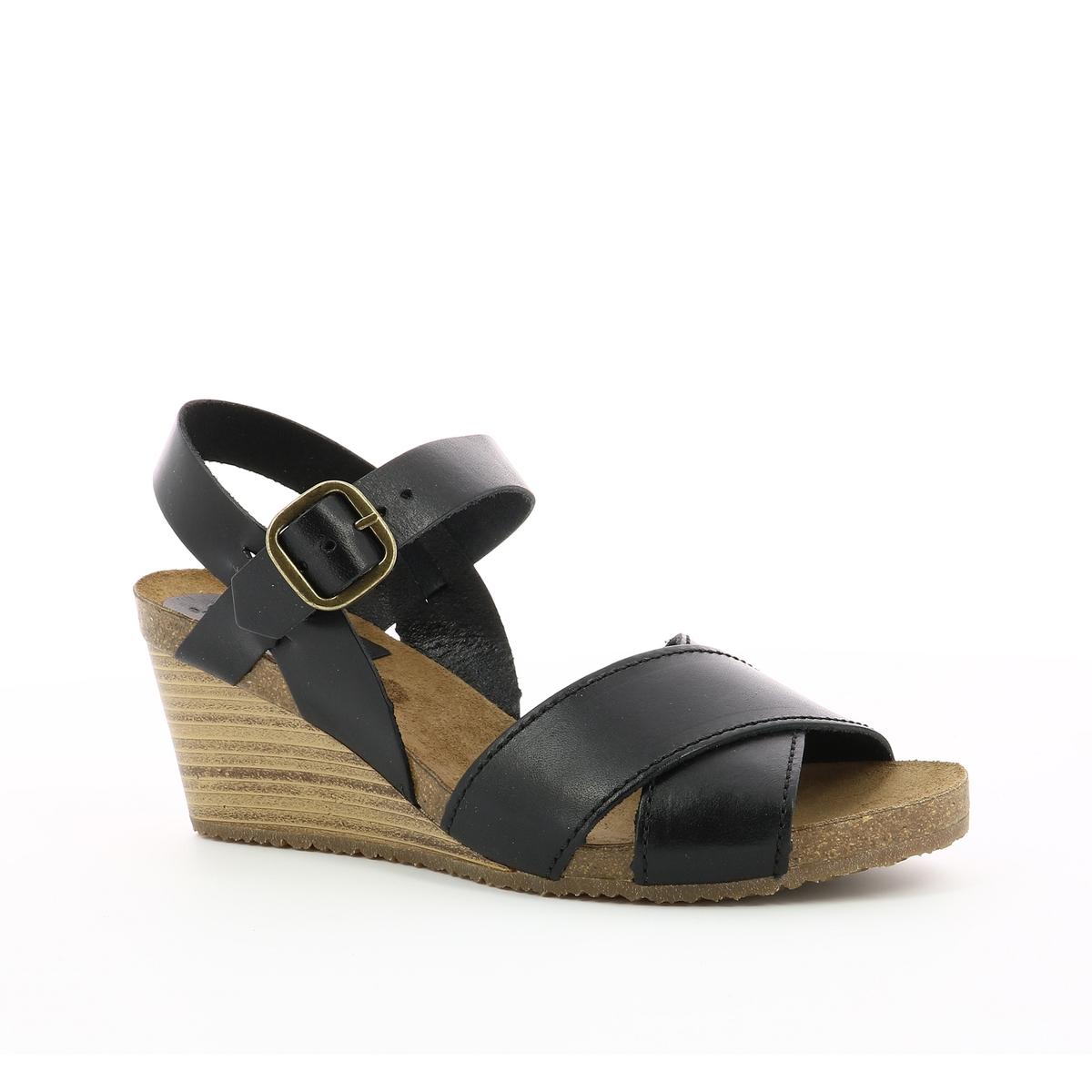 Imagen secundaria de producto de Sandalias de piel Salambo - Kickers