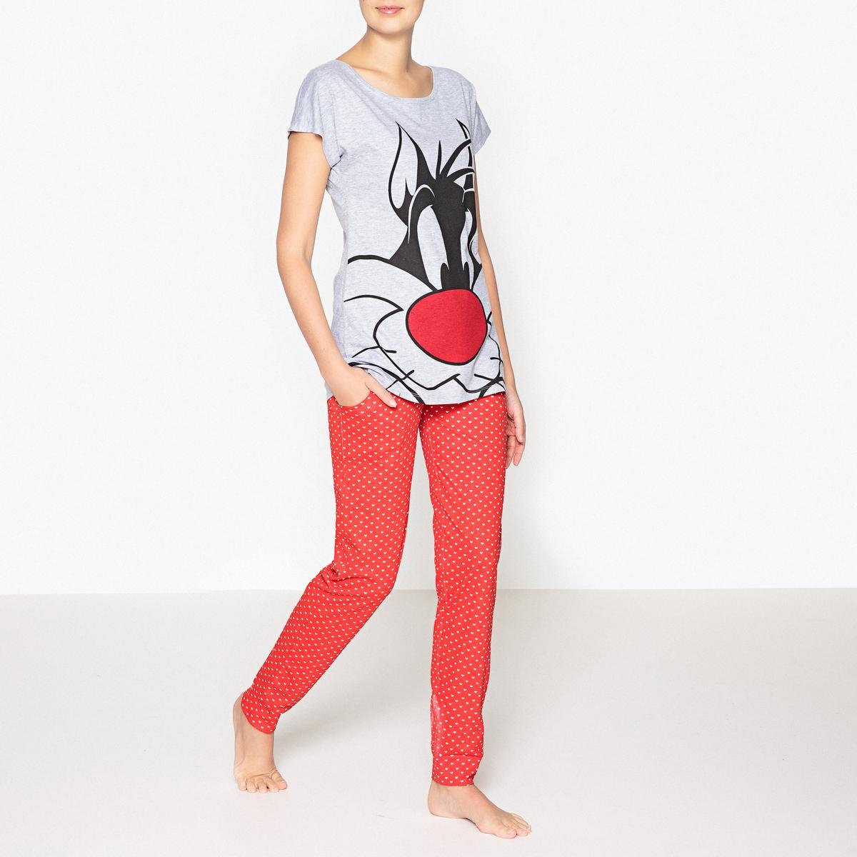 Пижама с рисунком, Gros Minet