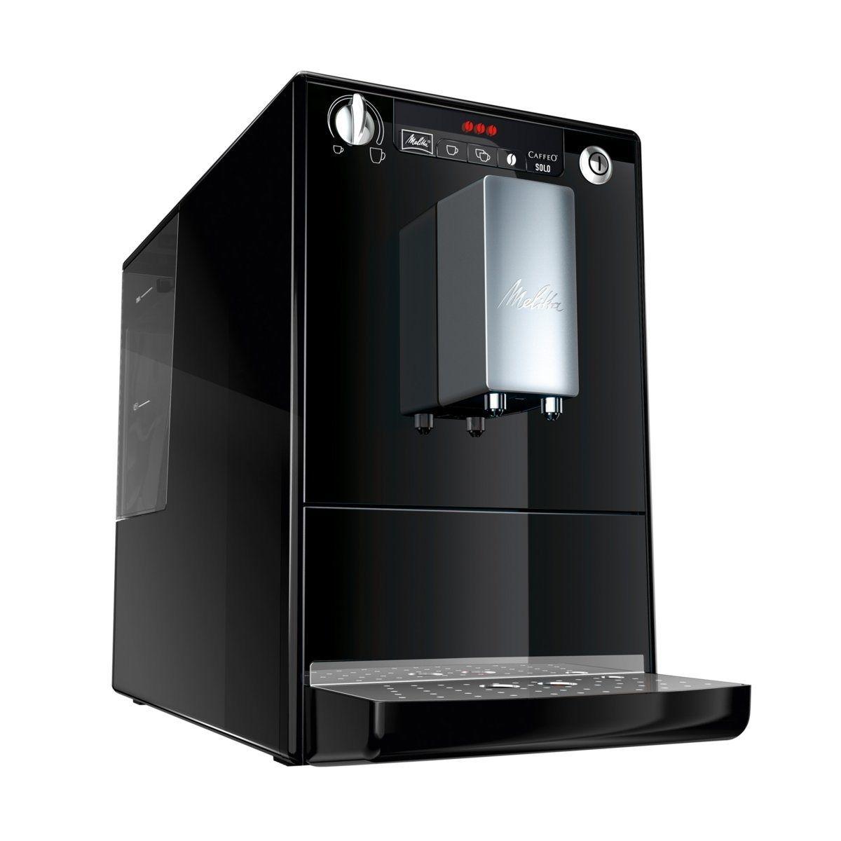 Machine à expresso  Caffeo Solo E950-101