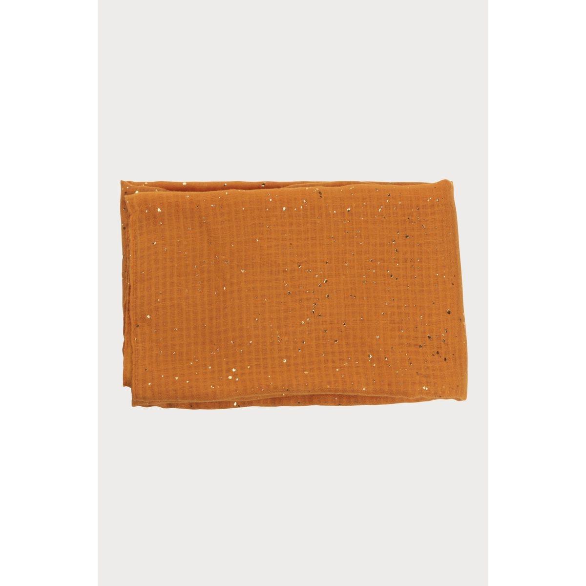 Foulard détails dorés
