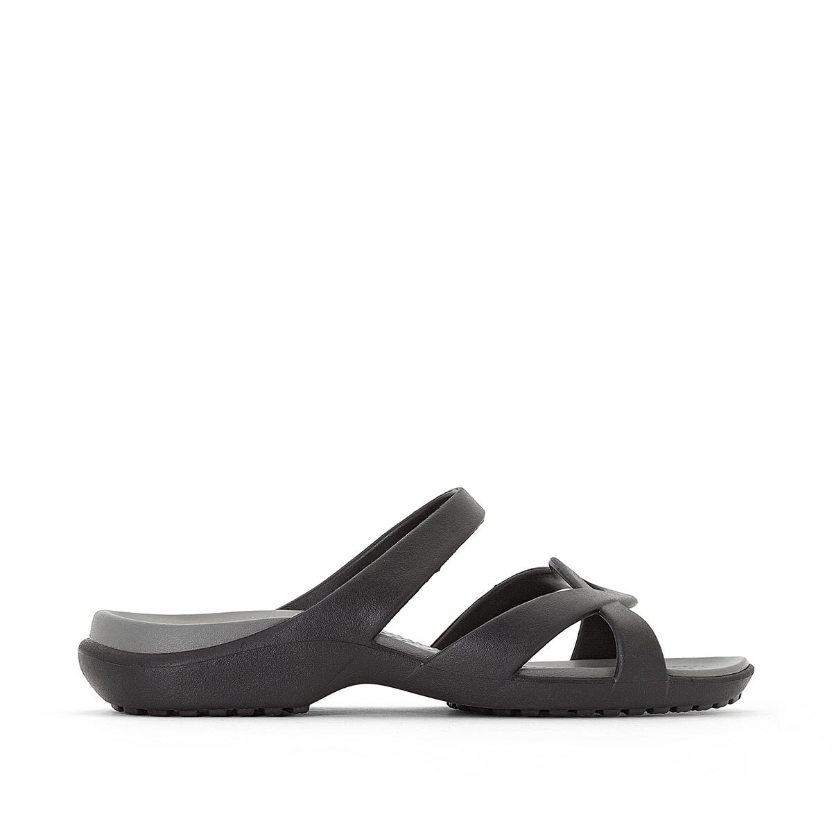 Туфли без задника Meleen Twist Sandal W crocs сандали keeley frozen fever sandal k для девочки crocs