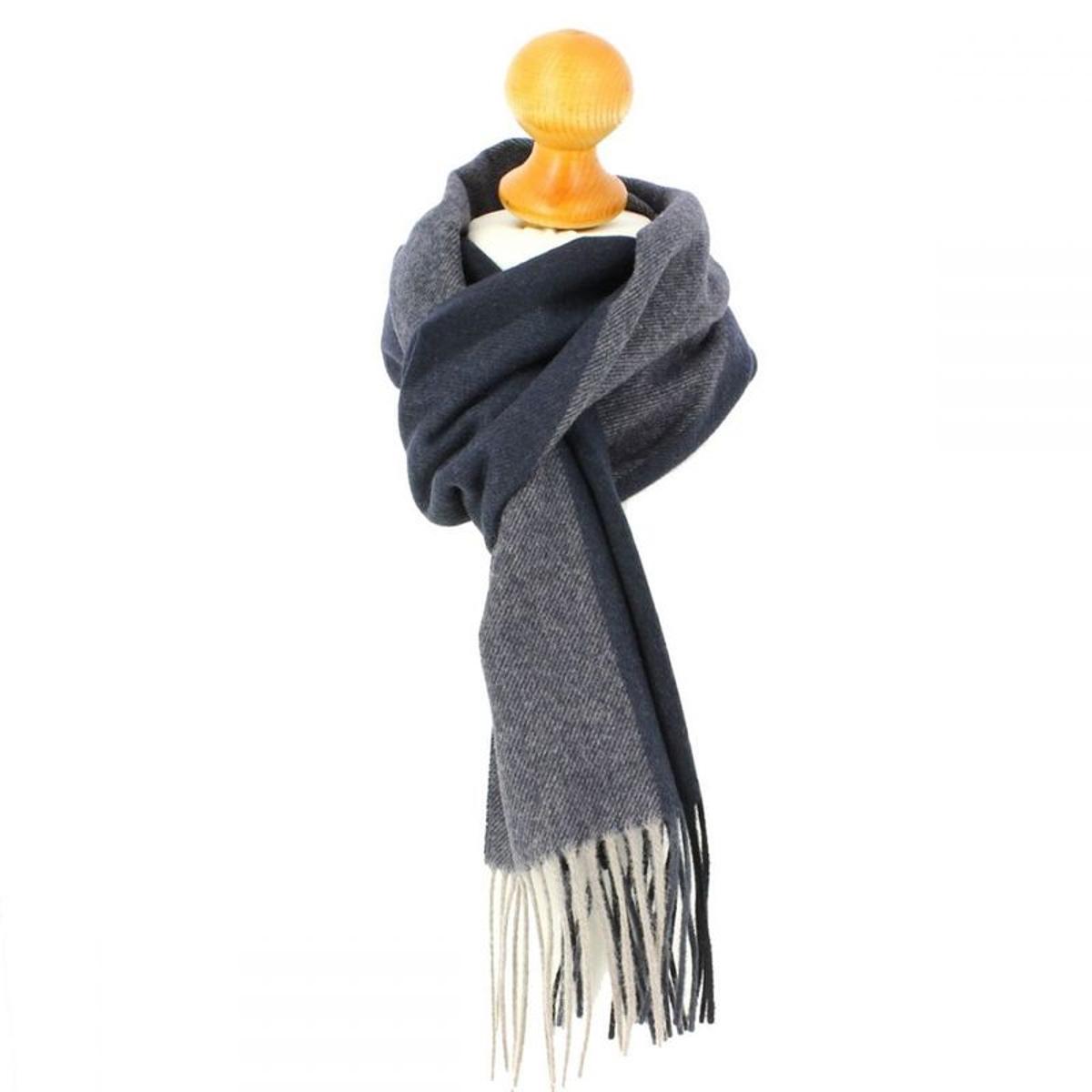 Echarpe laine canberra