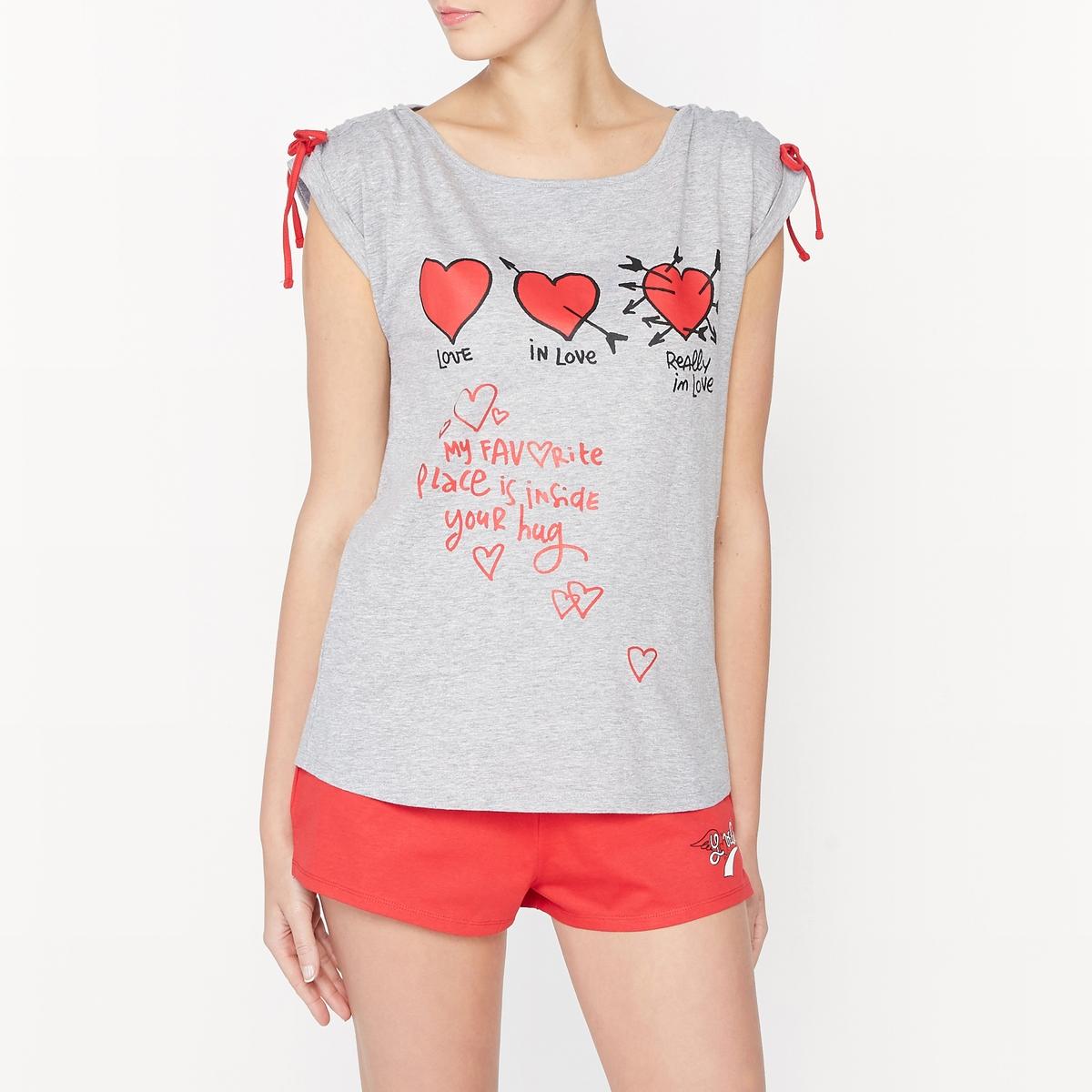 Пижама с шортами Lovelies