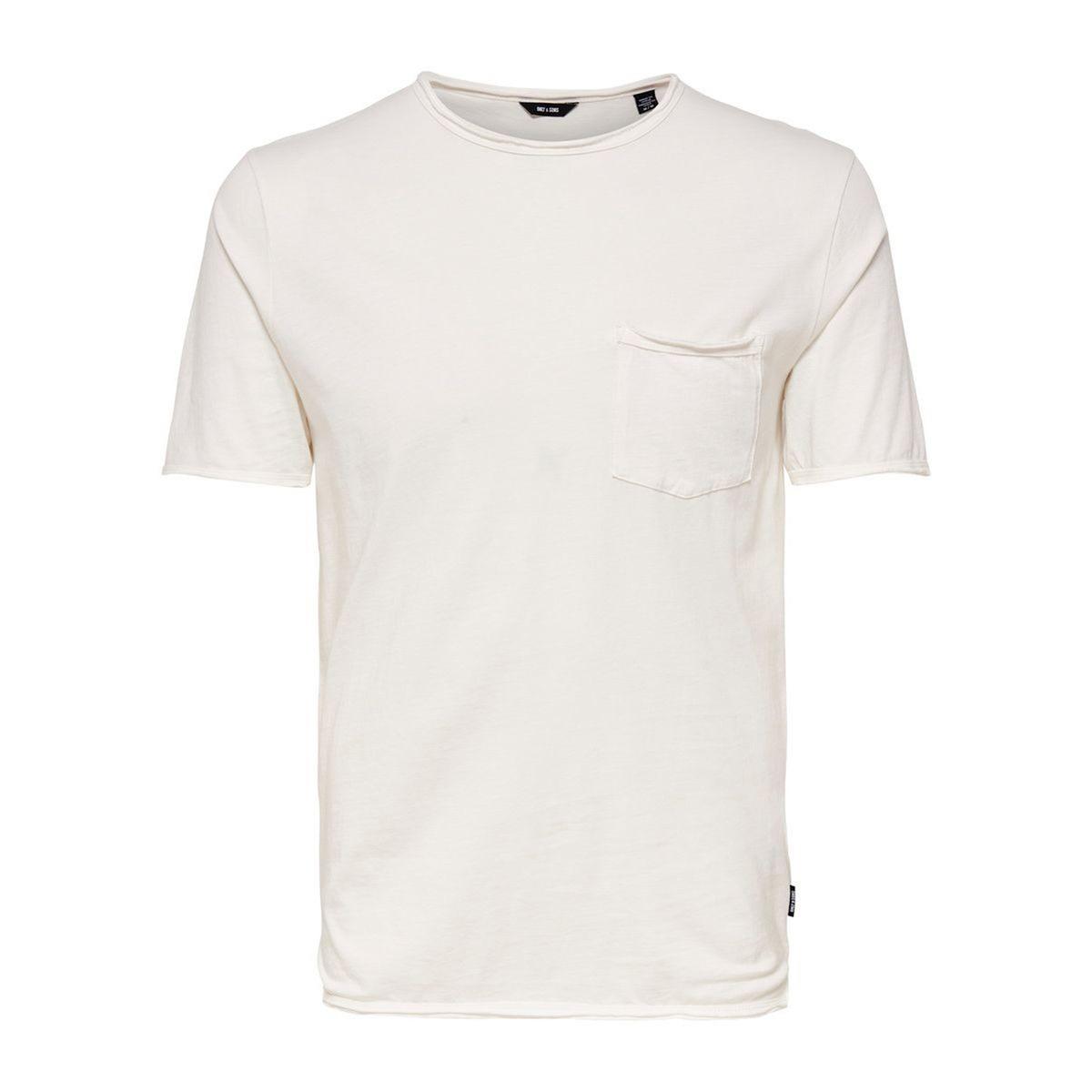 Футболка с круглым вырезом и короткими рукавами футболка quelle john devin 288247