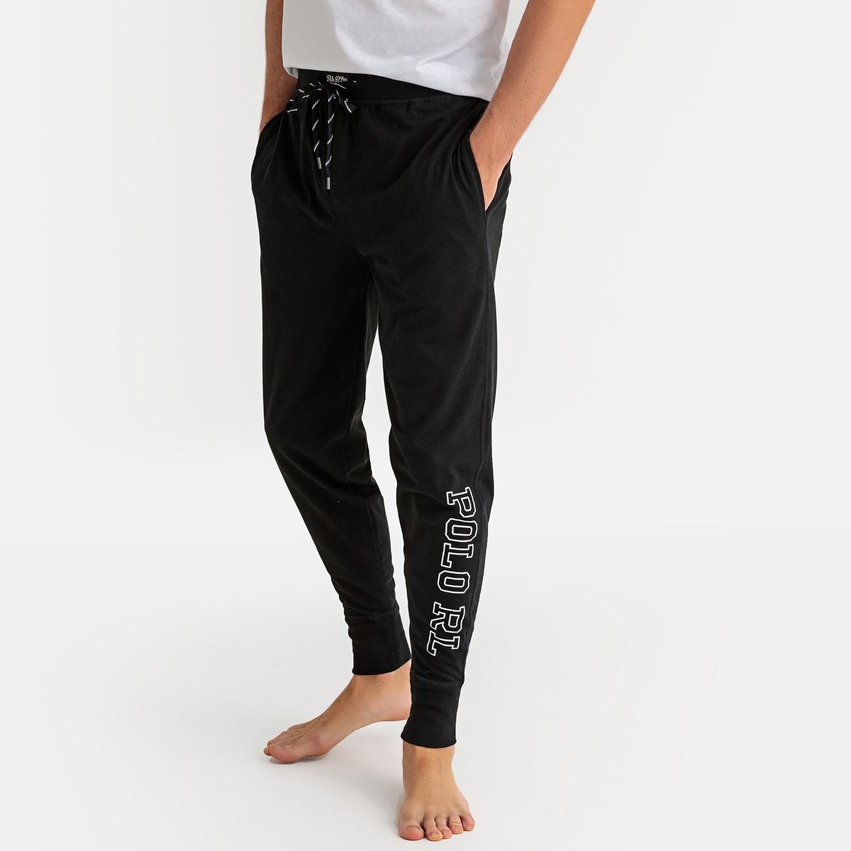 купить Брюки La Redoute От пижамы из хлопка L черный дешево