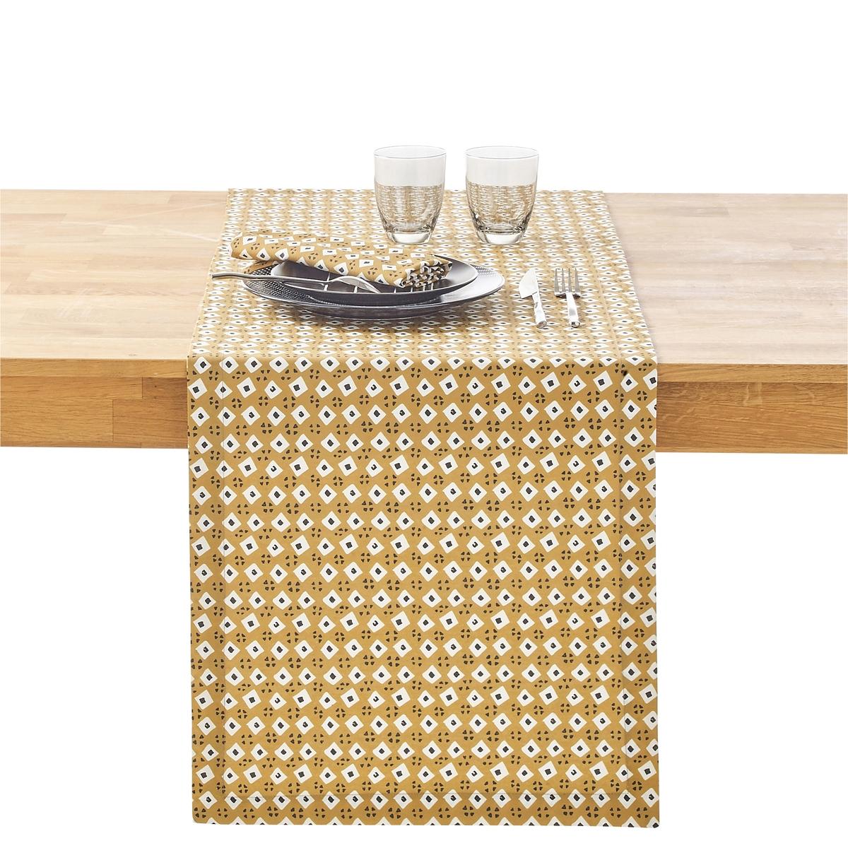 Дорожка столовая с рисунком MACAO дорожка столовая éventail