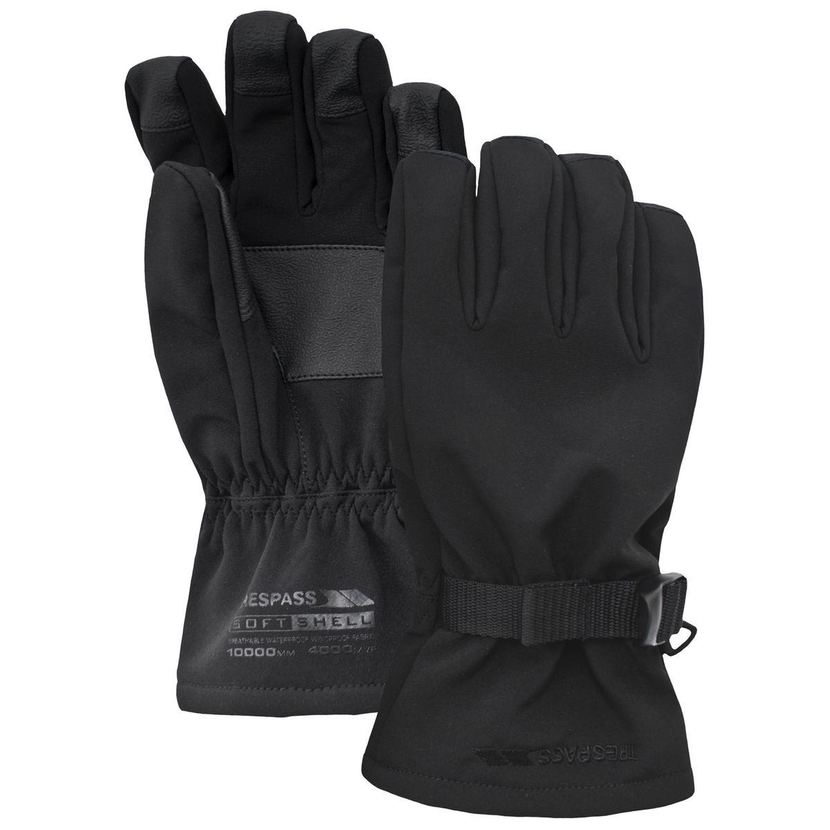 Goten gants en softshell adultes