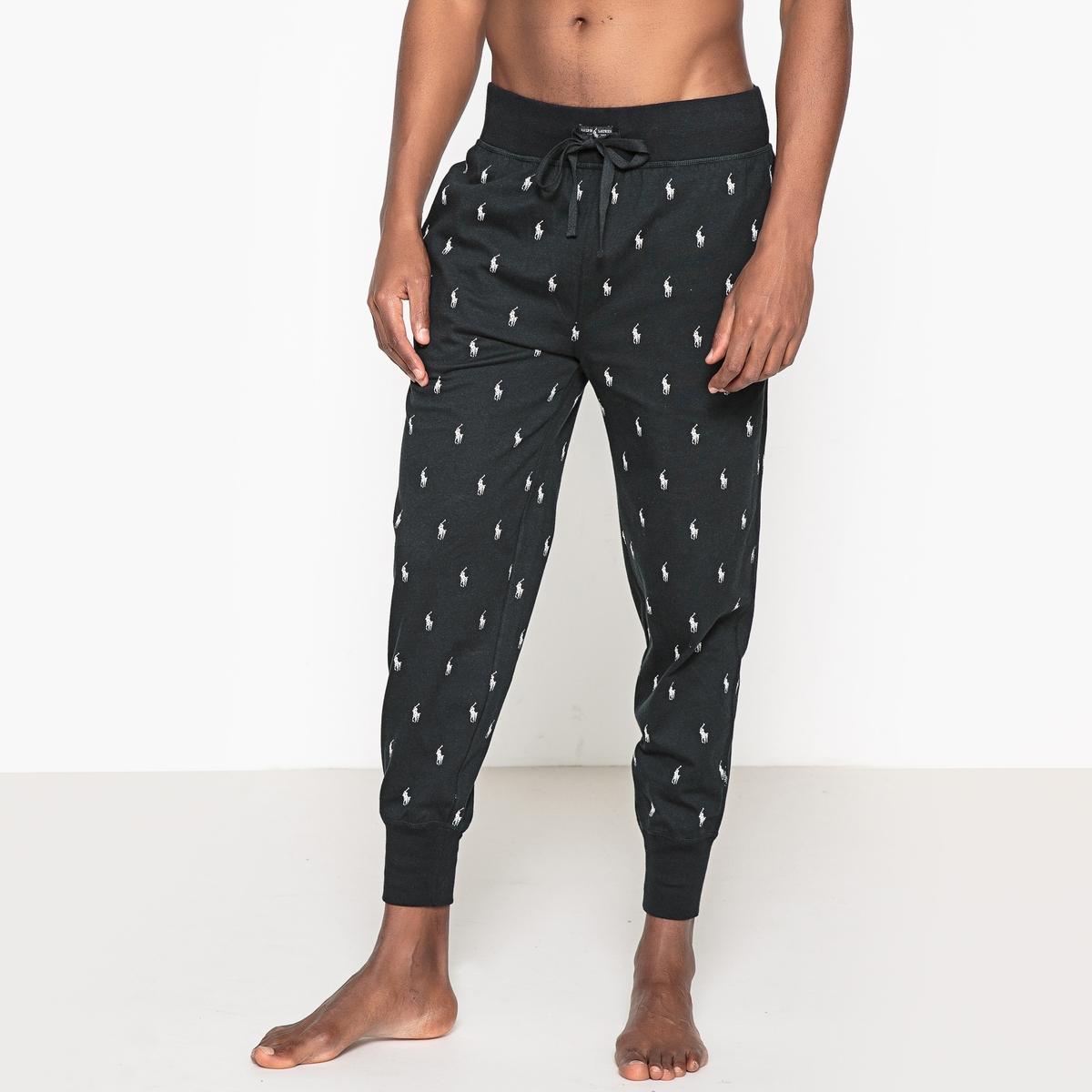 Брюки от пижамы с логотипом пижамы marc