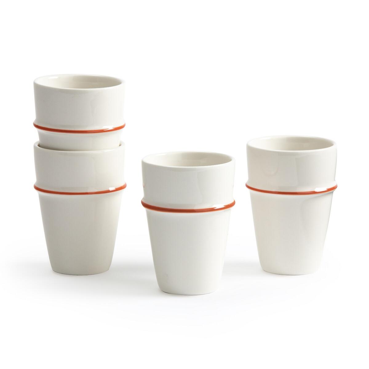 Lot de 4 tasses façon beldi, Belos