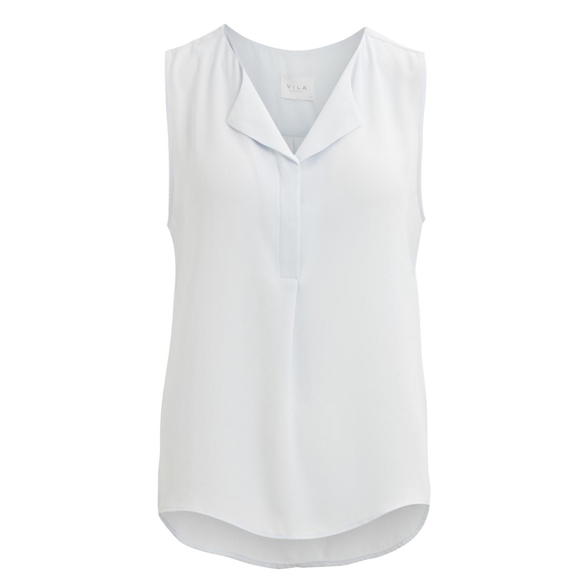 Блузка с v-образным вырезом без рукавов lovaru ™ 2015 летний стиль женщин моды платье без рукавов мини v образным вырезом высокое качество мягкие и удобные платья горячей продажи