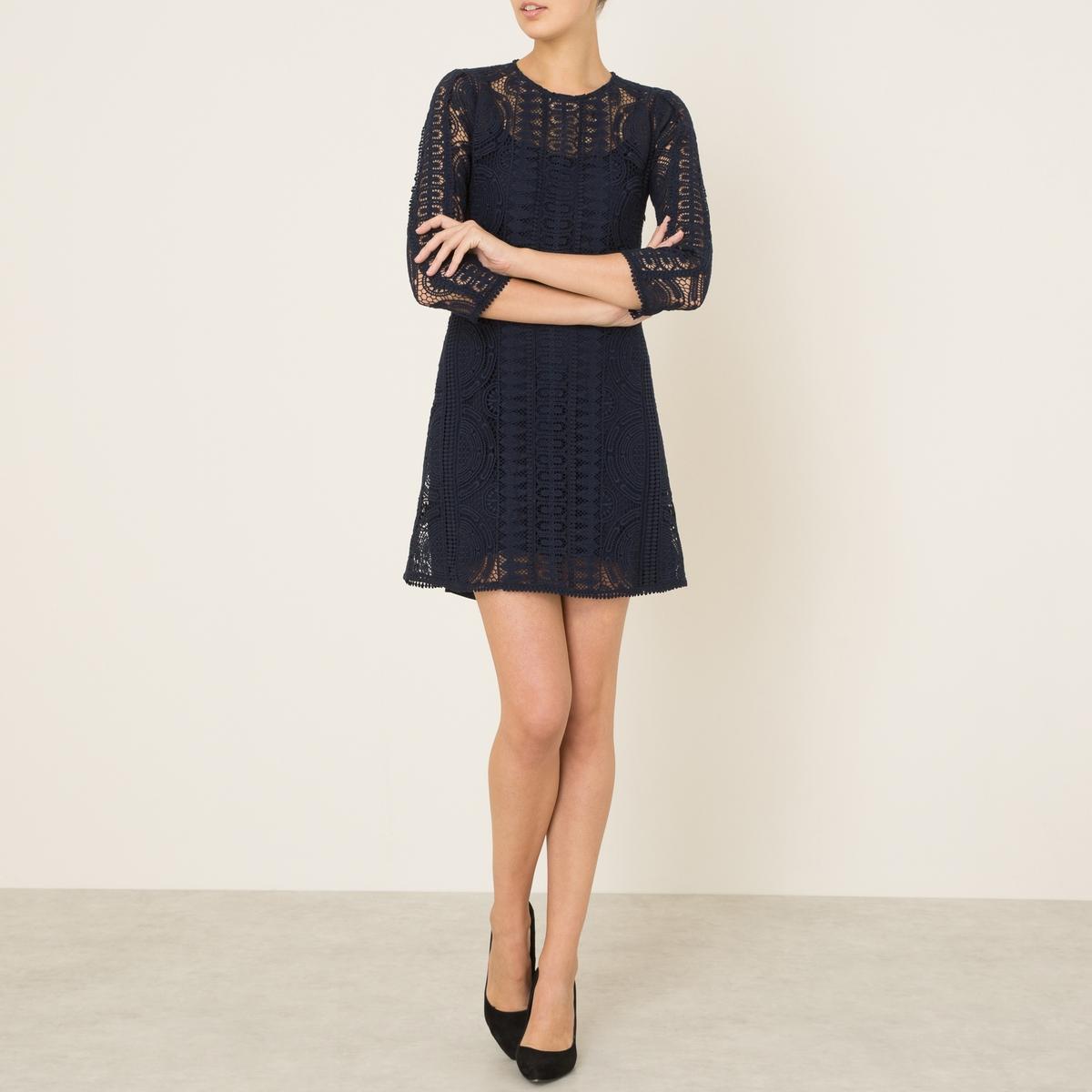 Платье ESTHEE платья lamiavita гипюровое платье