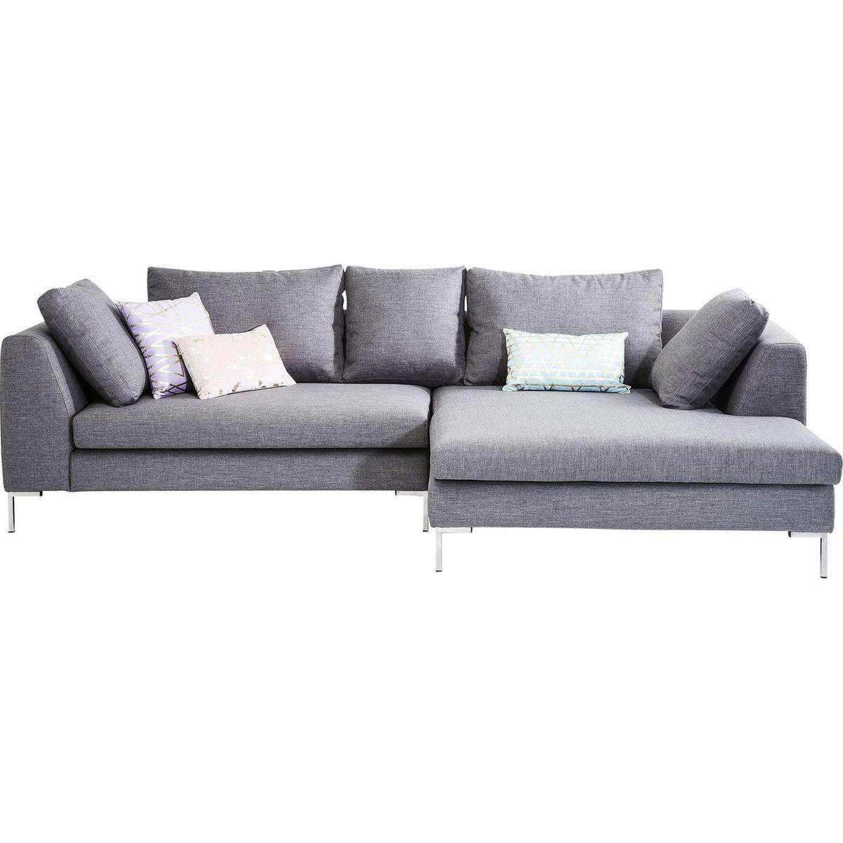 Canapé d'angle Bruno Panini grand droit Kare Design