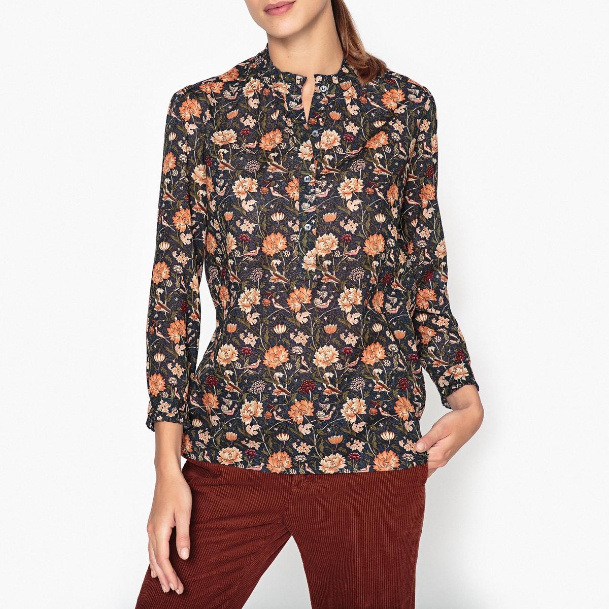 блузка с рисунком BETTY