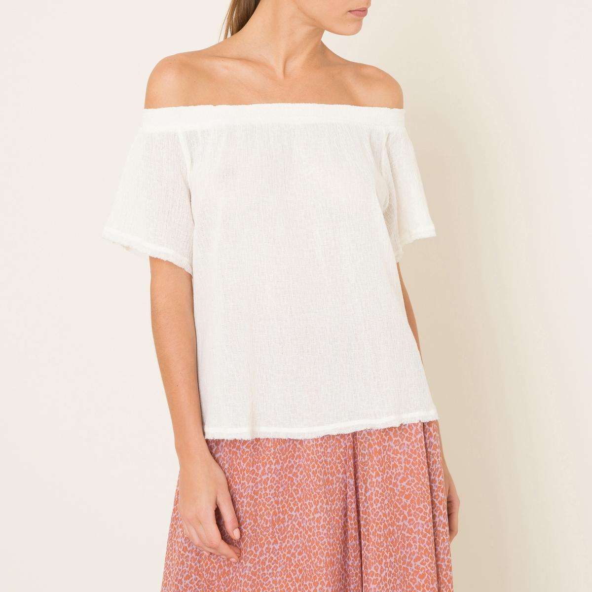 Блузка с оборками от HARTFORD