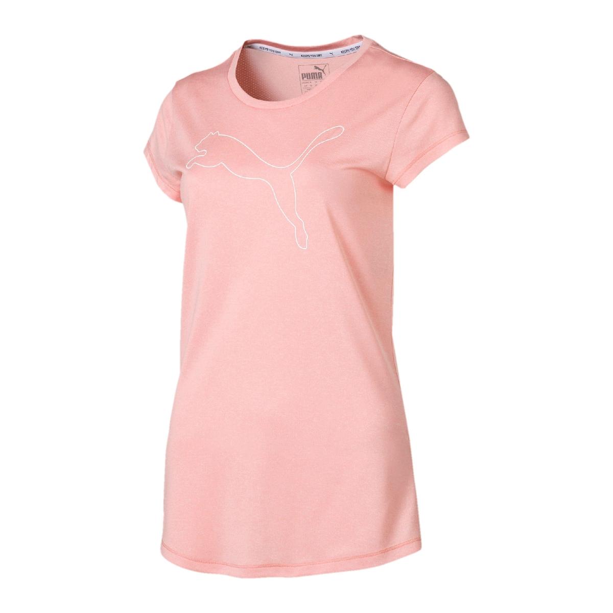 Imagen secundaria de producto de Camiseta Active Logo Heather - Puma