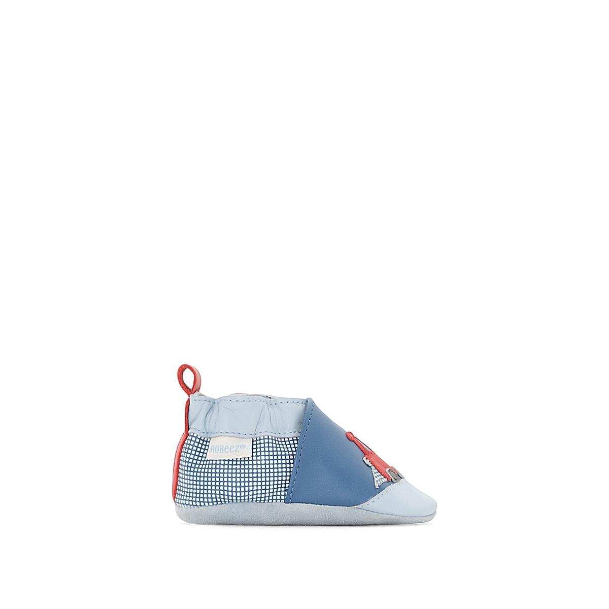 Тапки кожаные Train TravelОписание:Детали •  Тапки в виде носков •  Застежка: без застежкиСостав и уход •  Верх 100 % кожа •  Подкладка 100 % текстиль •  Стелька 100 % кожа •  Подошва 100 % кожа<br><br>Цвет: синий деним